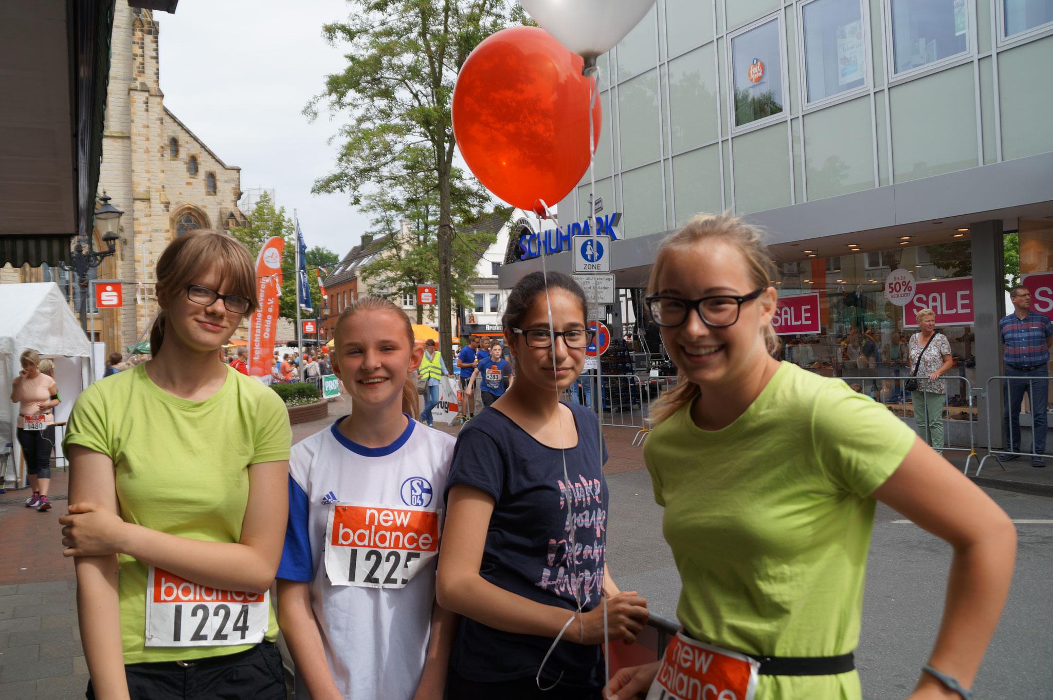 Lina, Lea und Lara
