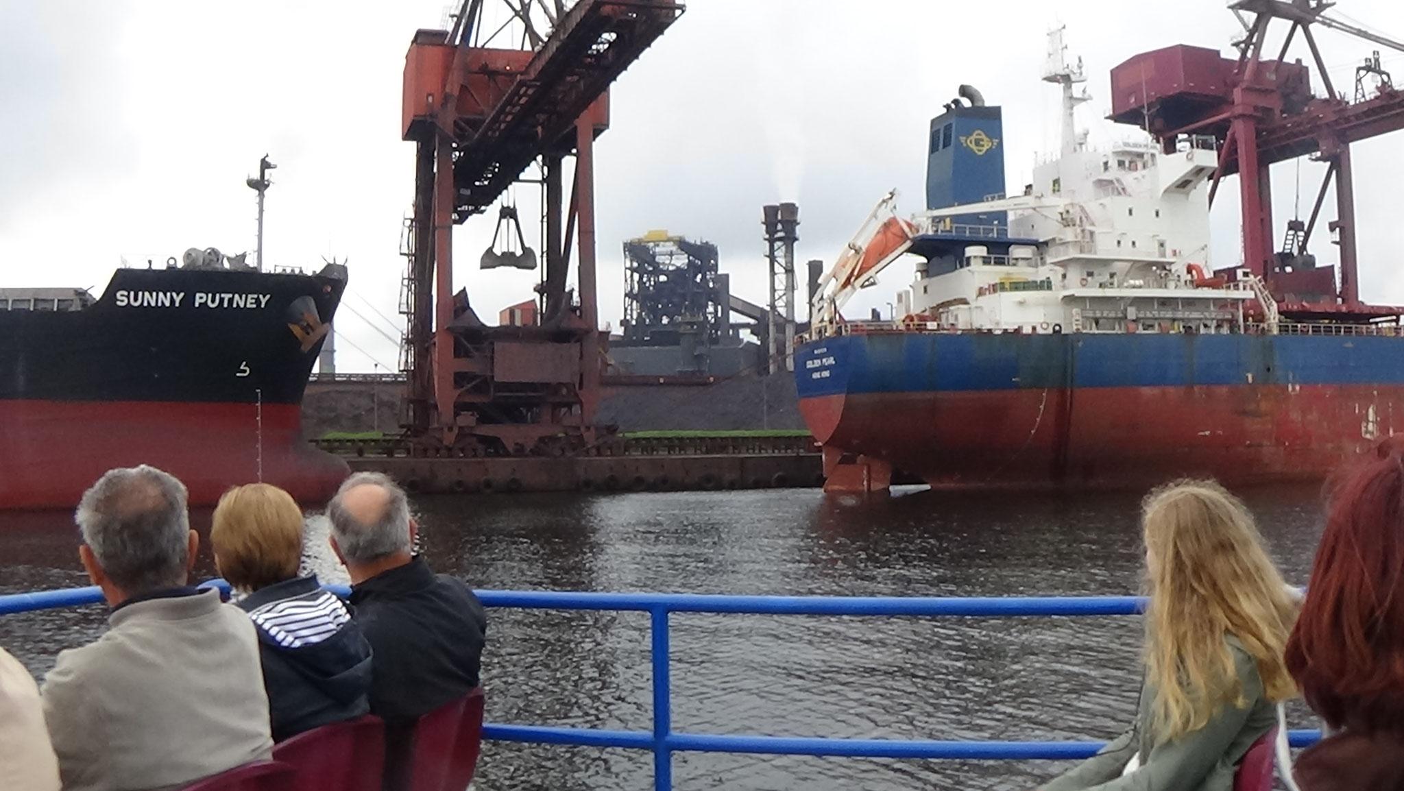 le port de Dunkerque