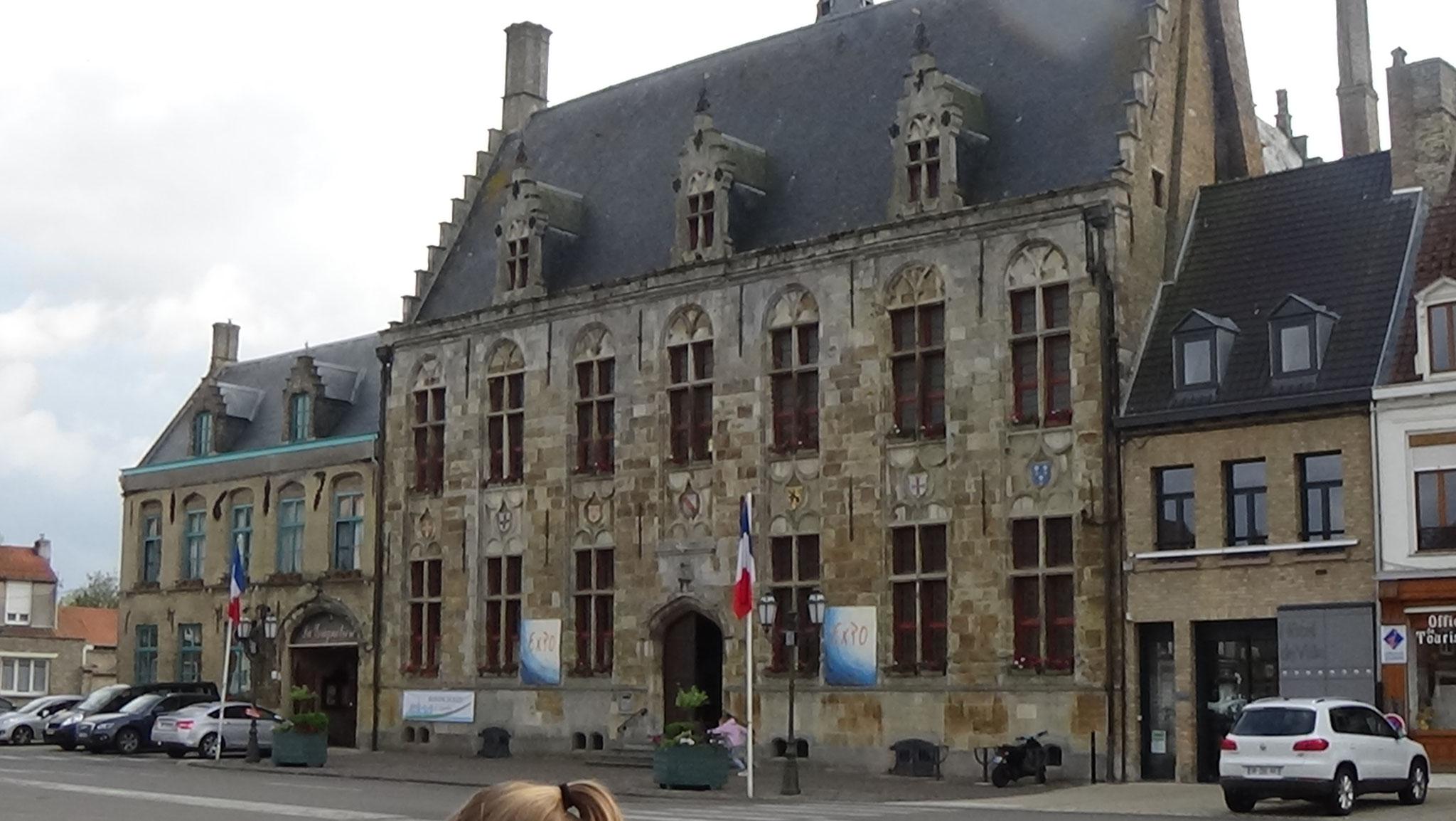 la mairie (Das Rathaus)