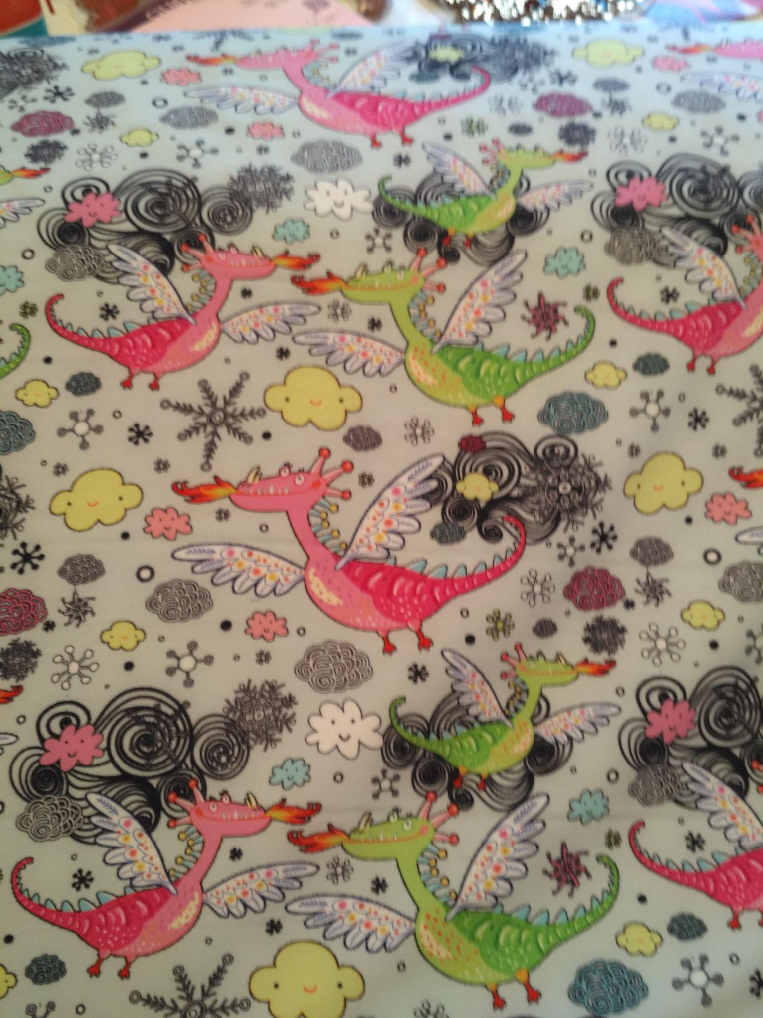 Drachen-Softshell