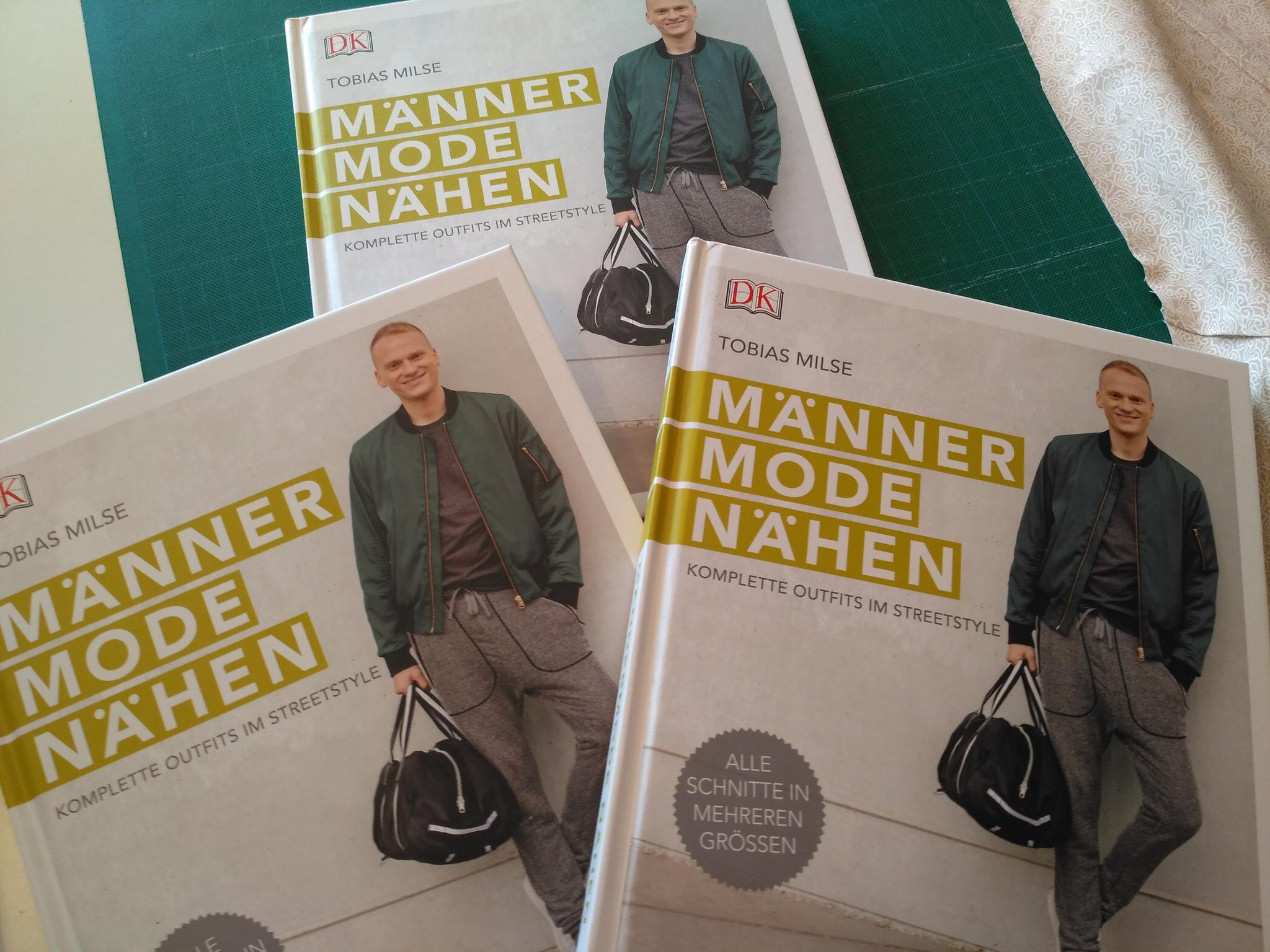 """das neue Buch von Tobias Milse - den Sieger von """" Geschickt eingefädelt"""""""