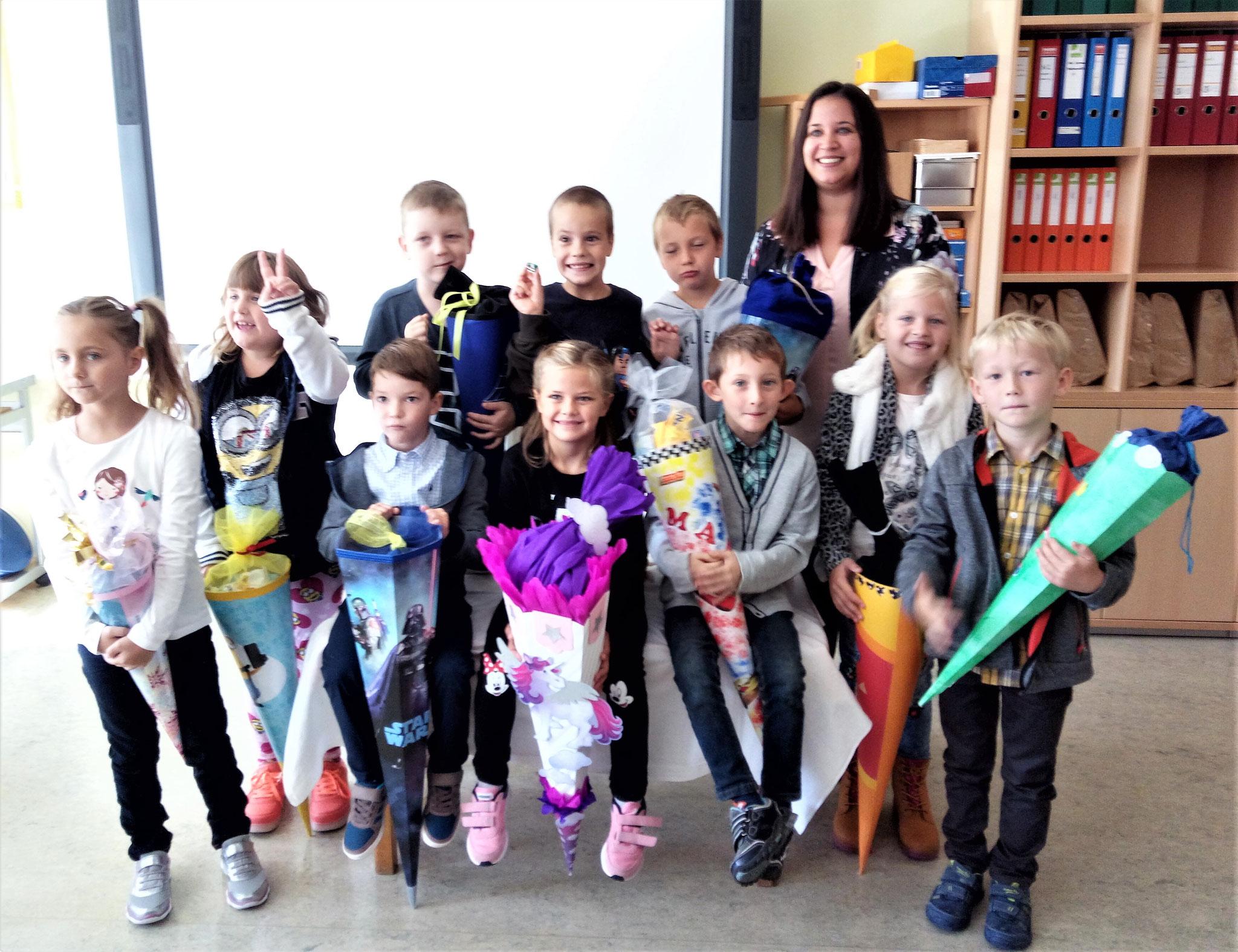 2017-18  _  nur 1. Schst. mit KL Angelika Hallwachs