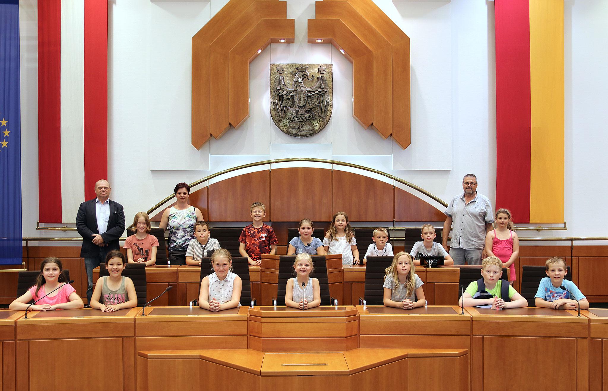 neue Regierung und Landtag ;-)