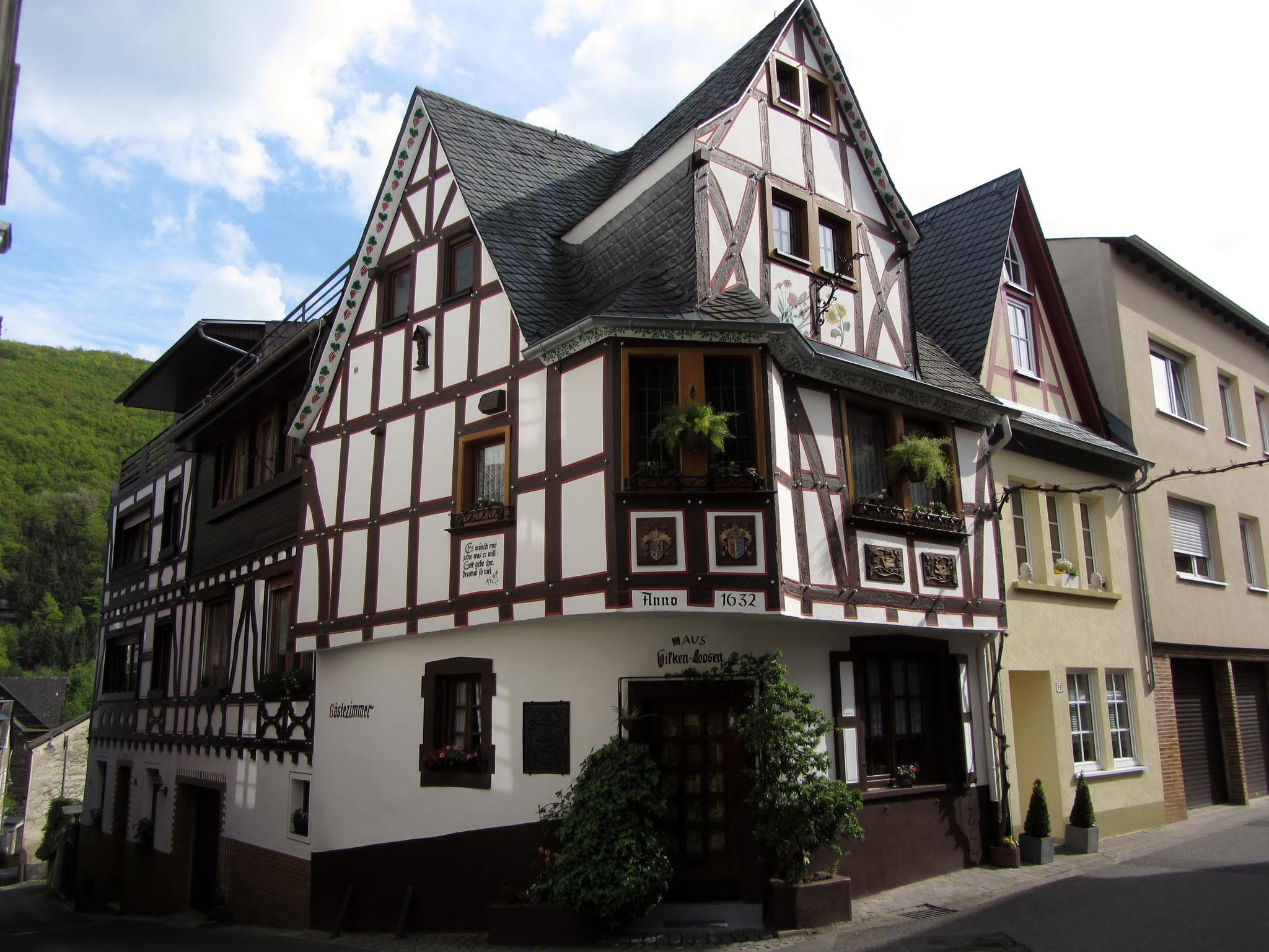 Fachwerkhaus Klotten