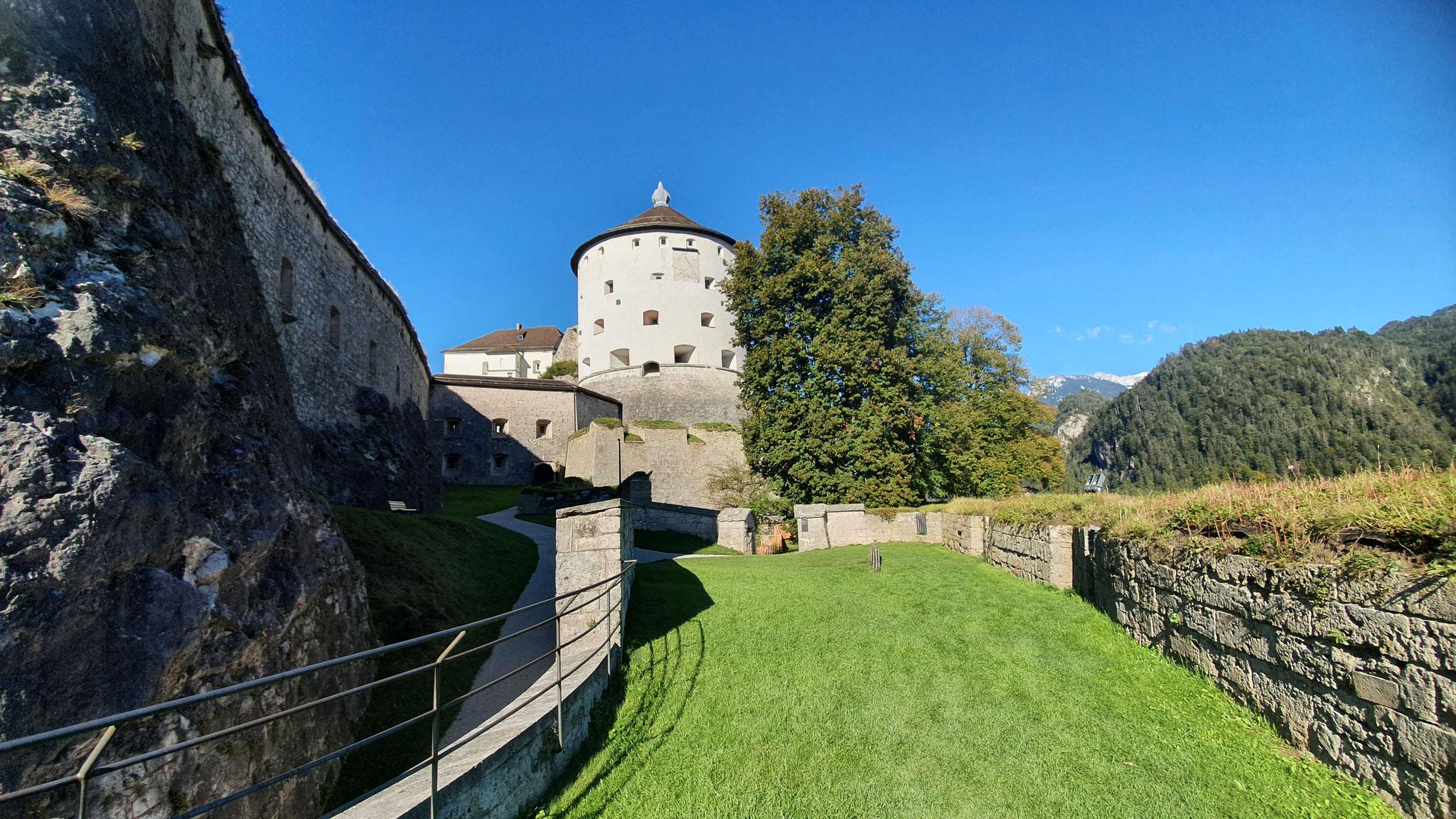 Kaisergarten & Kaiserturm