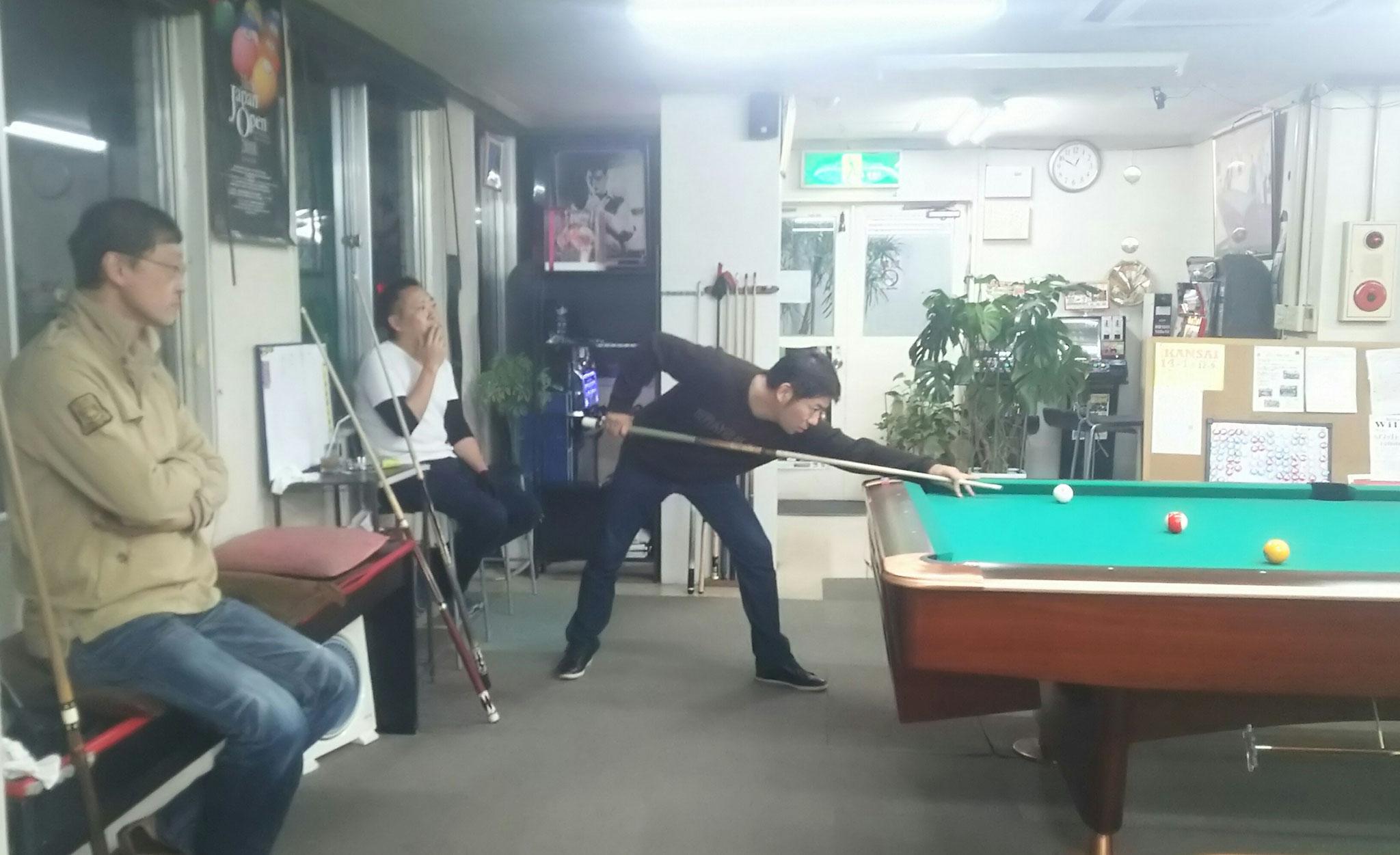 カイルン(山谷さん、藤本さん、内垣プロ、永藤君→私)