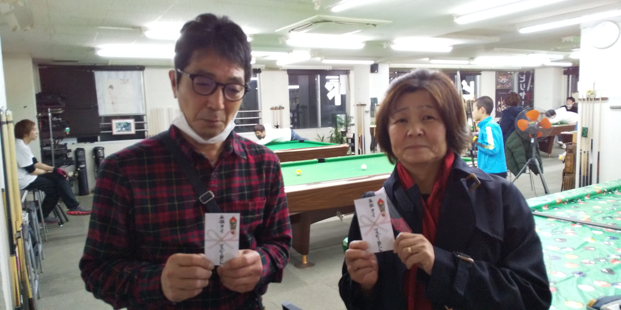 松木さん⑤とリツコさん⑤