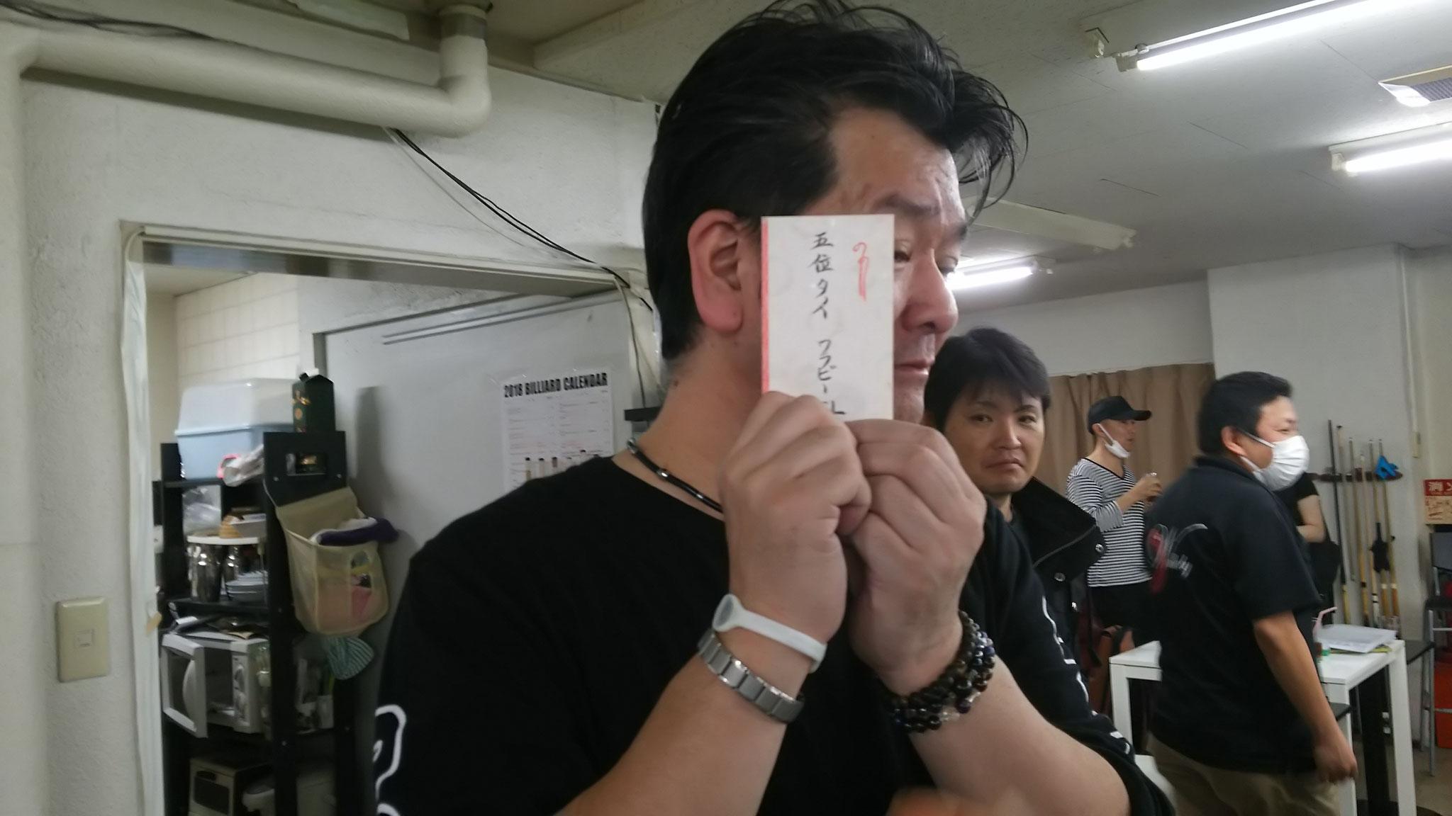 シャイな吉田さん