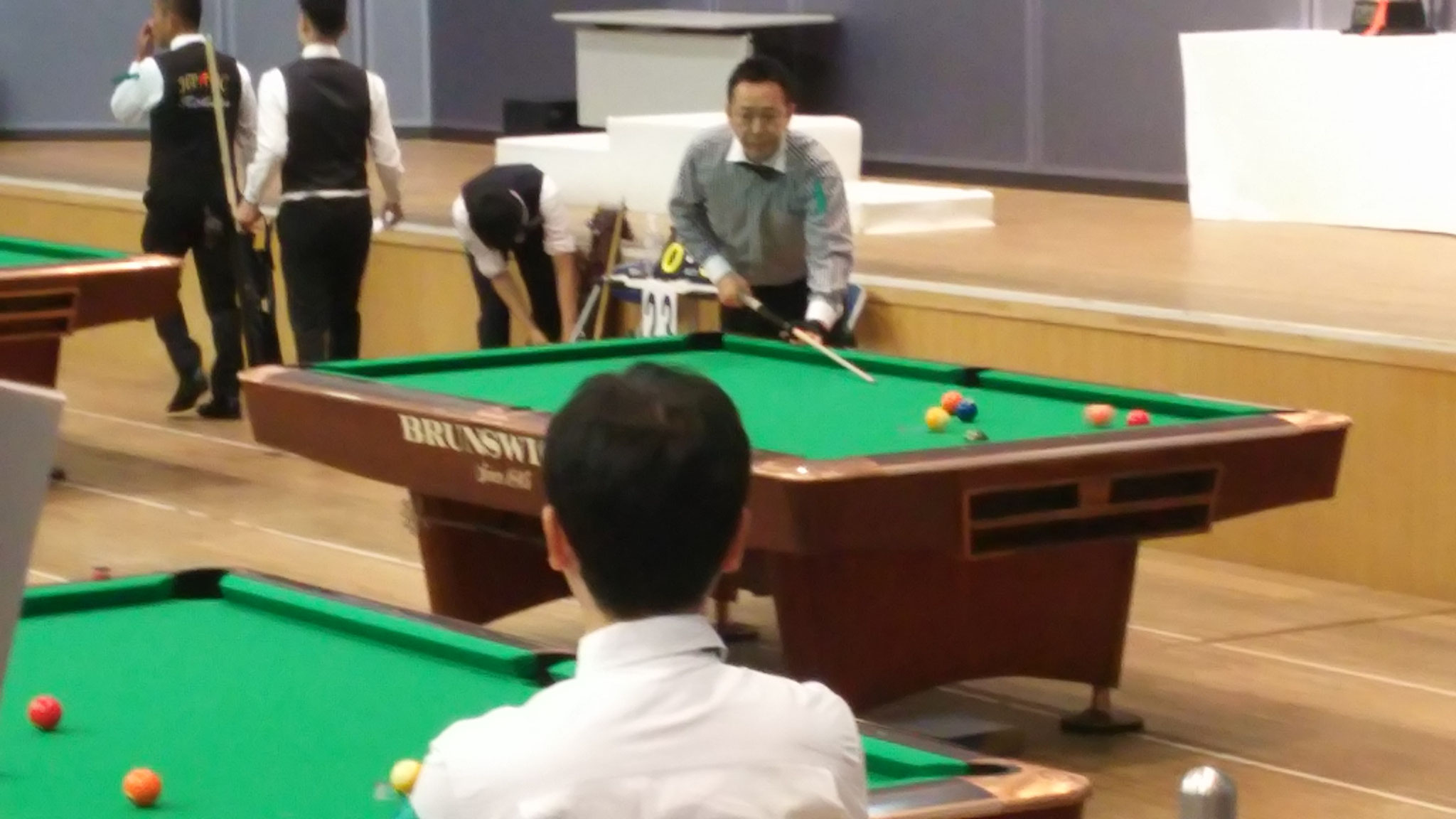 藤本さん、いい試合でした!