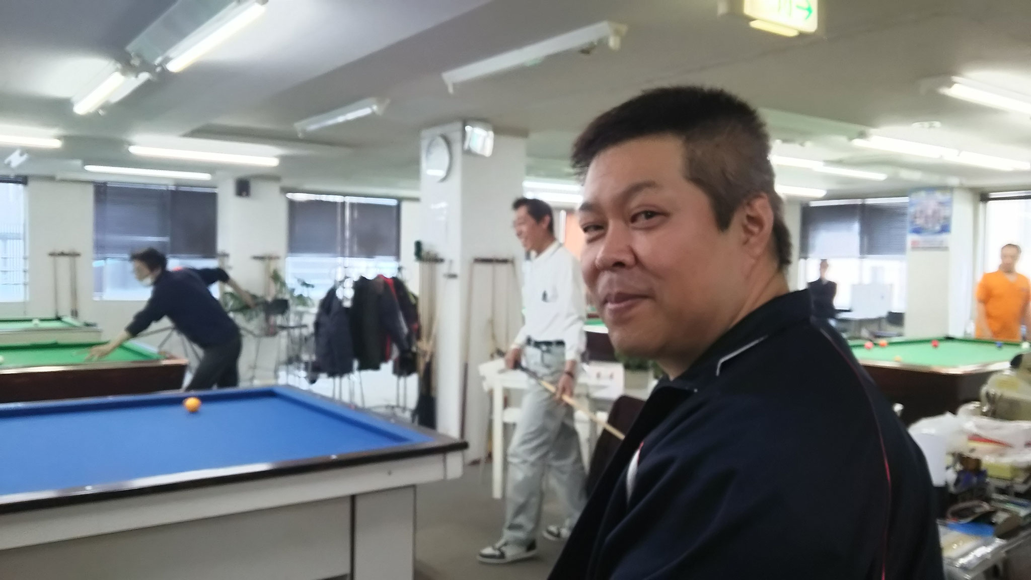 優勝した青山プロが翌日ワラビーにサプライズ来店!