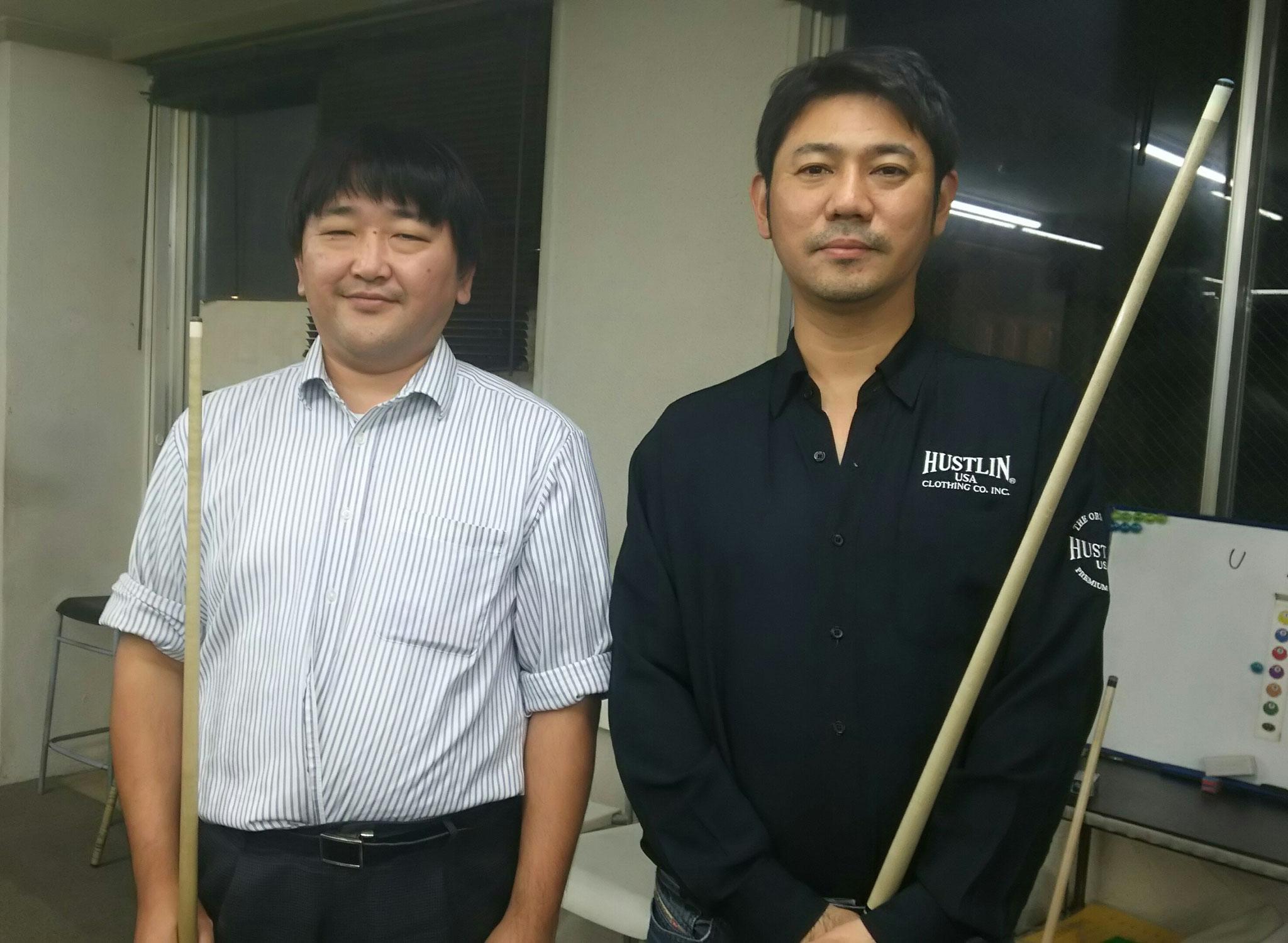 伊藤さん、毎回来てくれてありがとう!