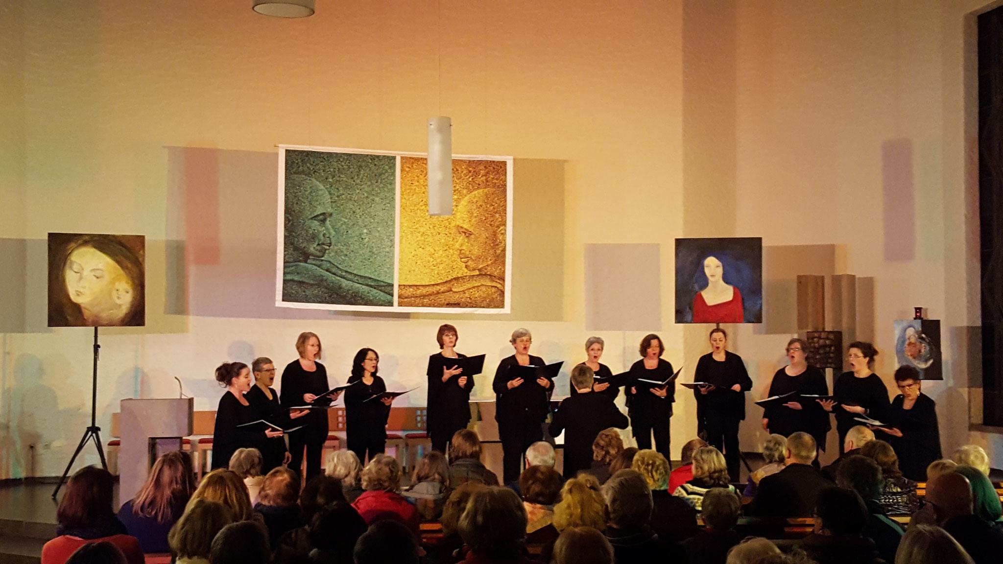 Ave Maria - Konzert 2018 - in Unterensingen