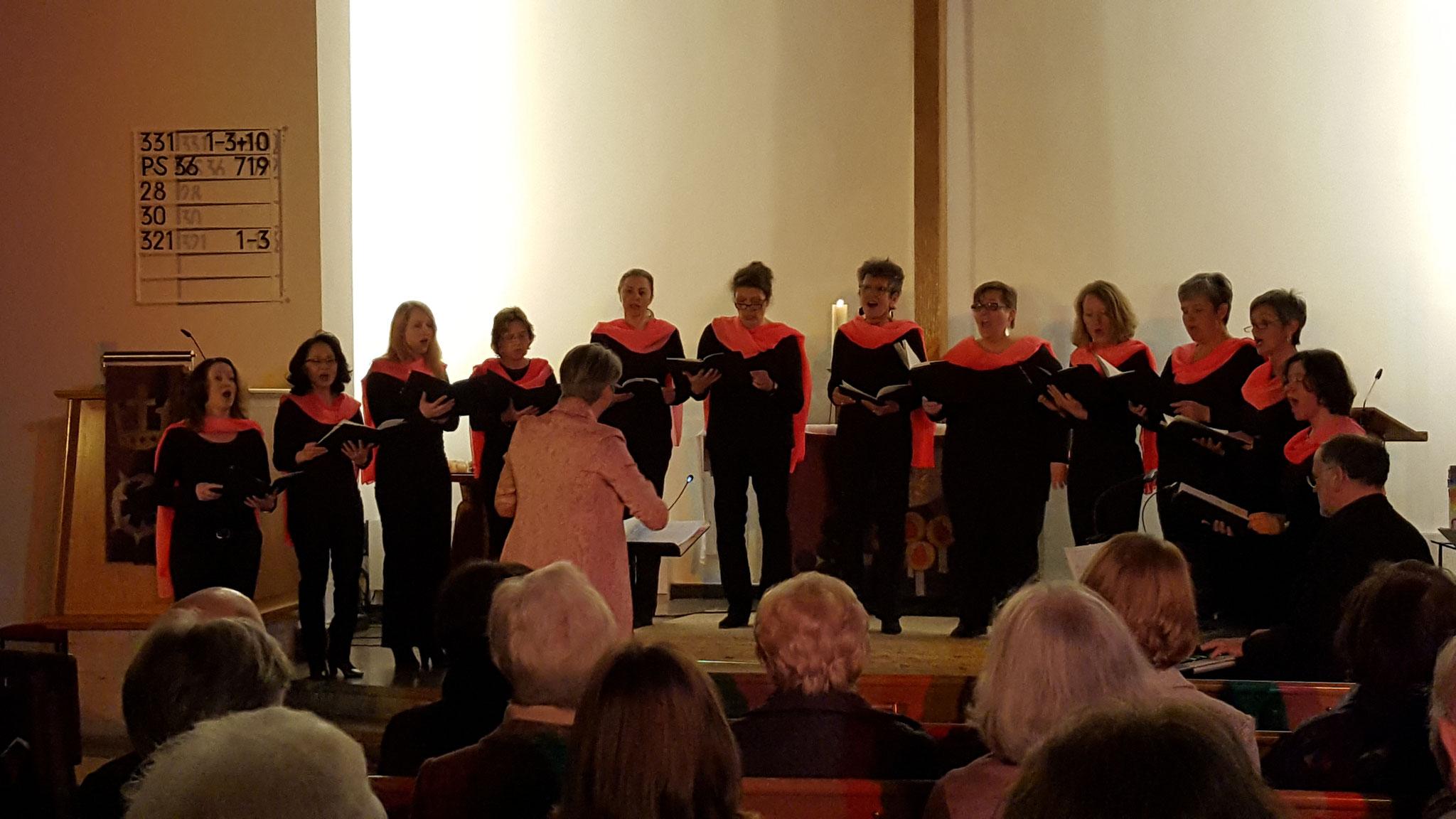 Adiemus - Konzert 2017 - in Zizishausen