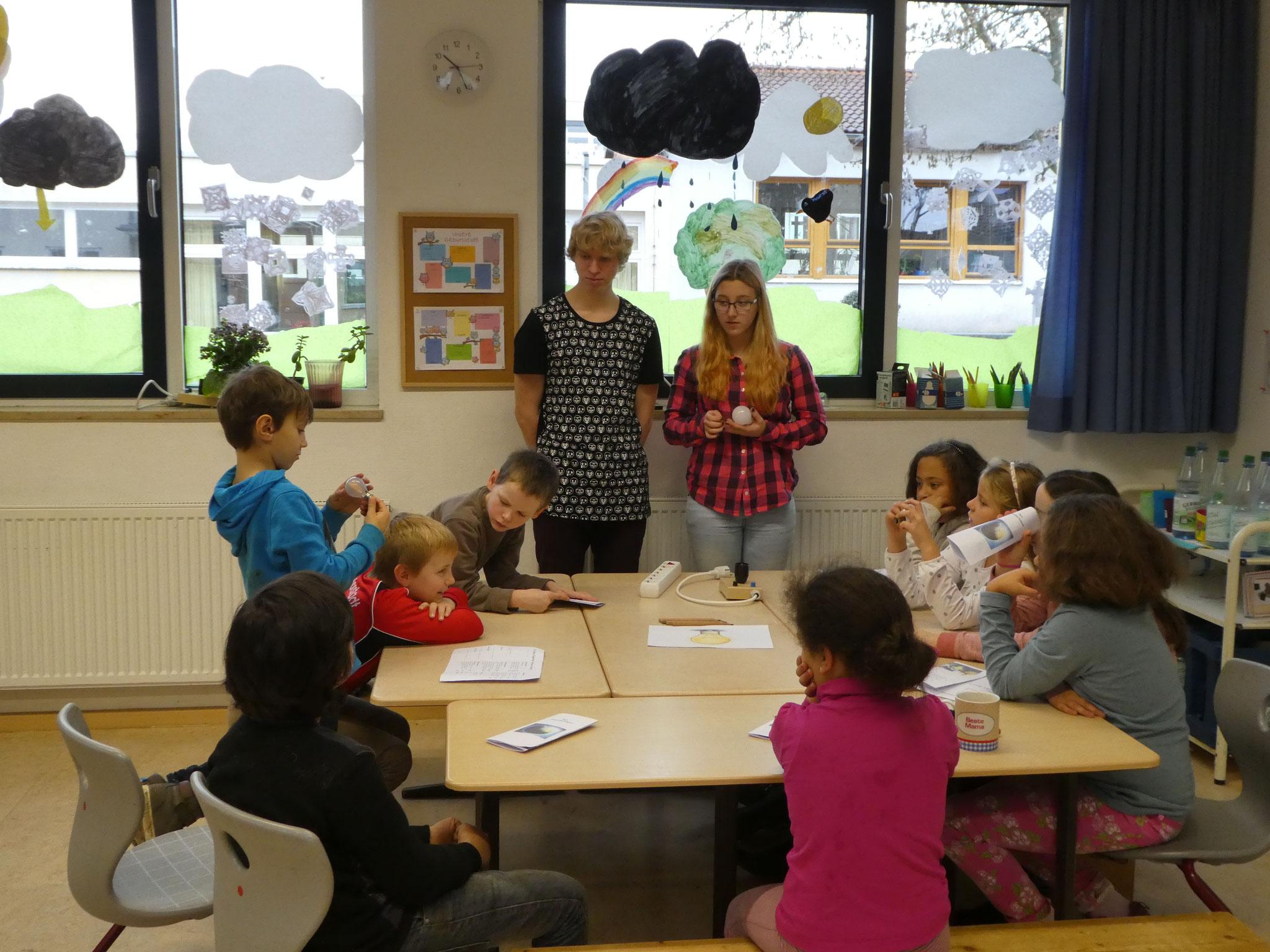 Grundschule in Florstadt