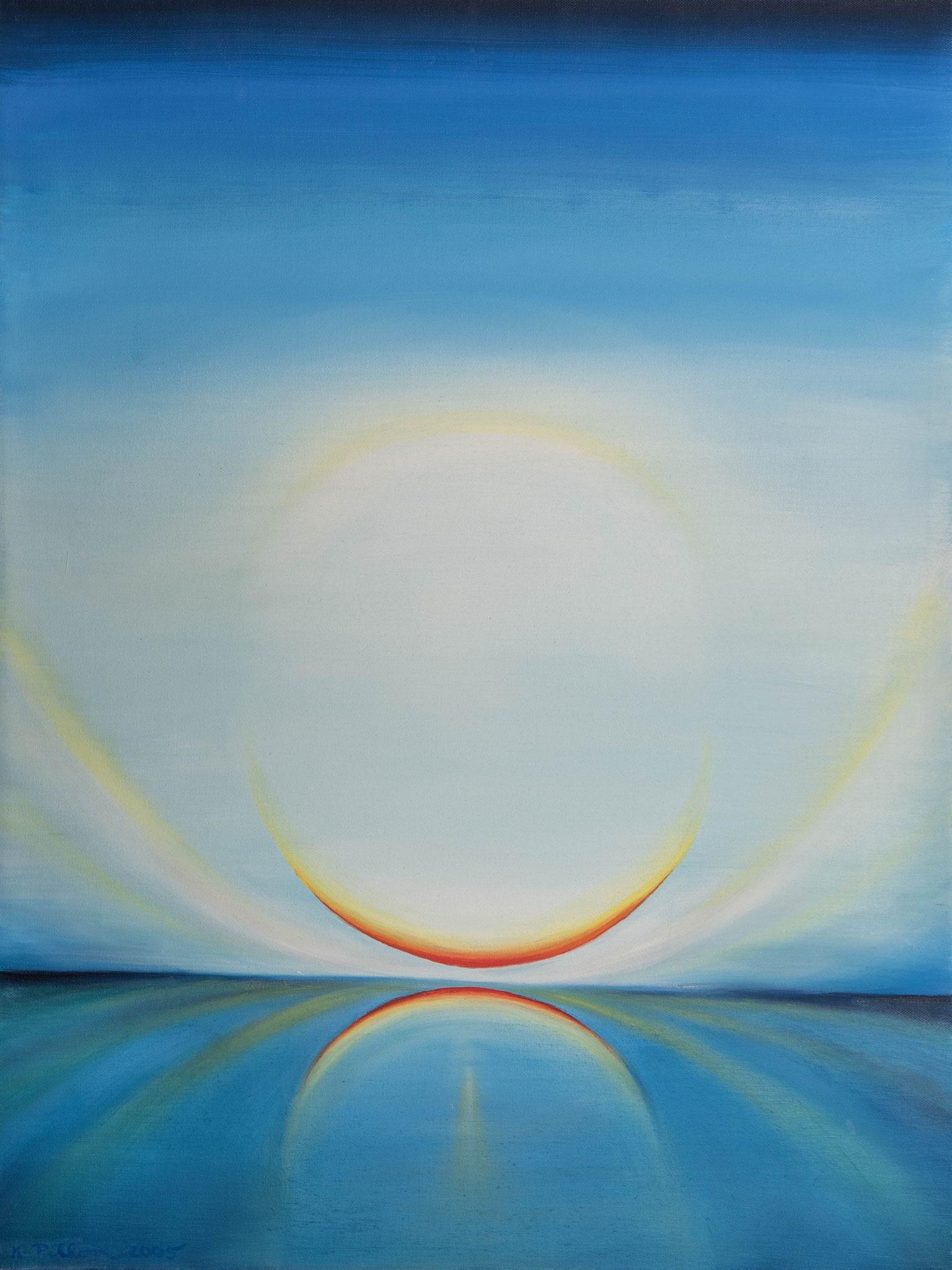 »Lumen«  Öl/Leinwand  60 x 80 cm / € 1800