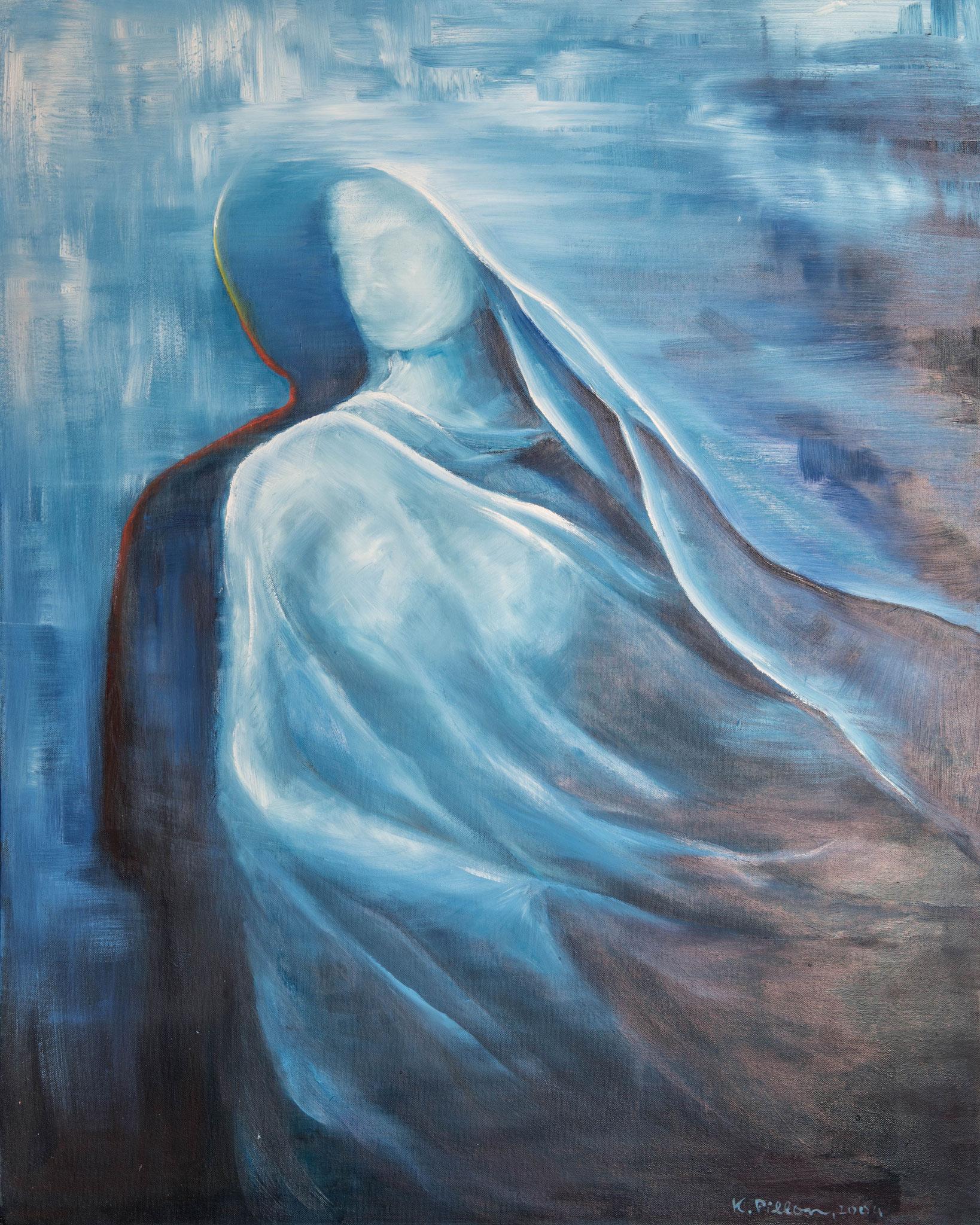 »Ariadne«  Öl/Leinwand  80 x 100 cm / € 3300