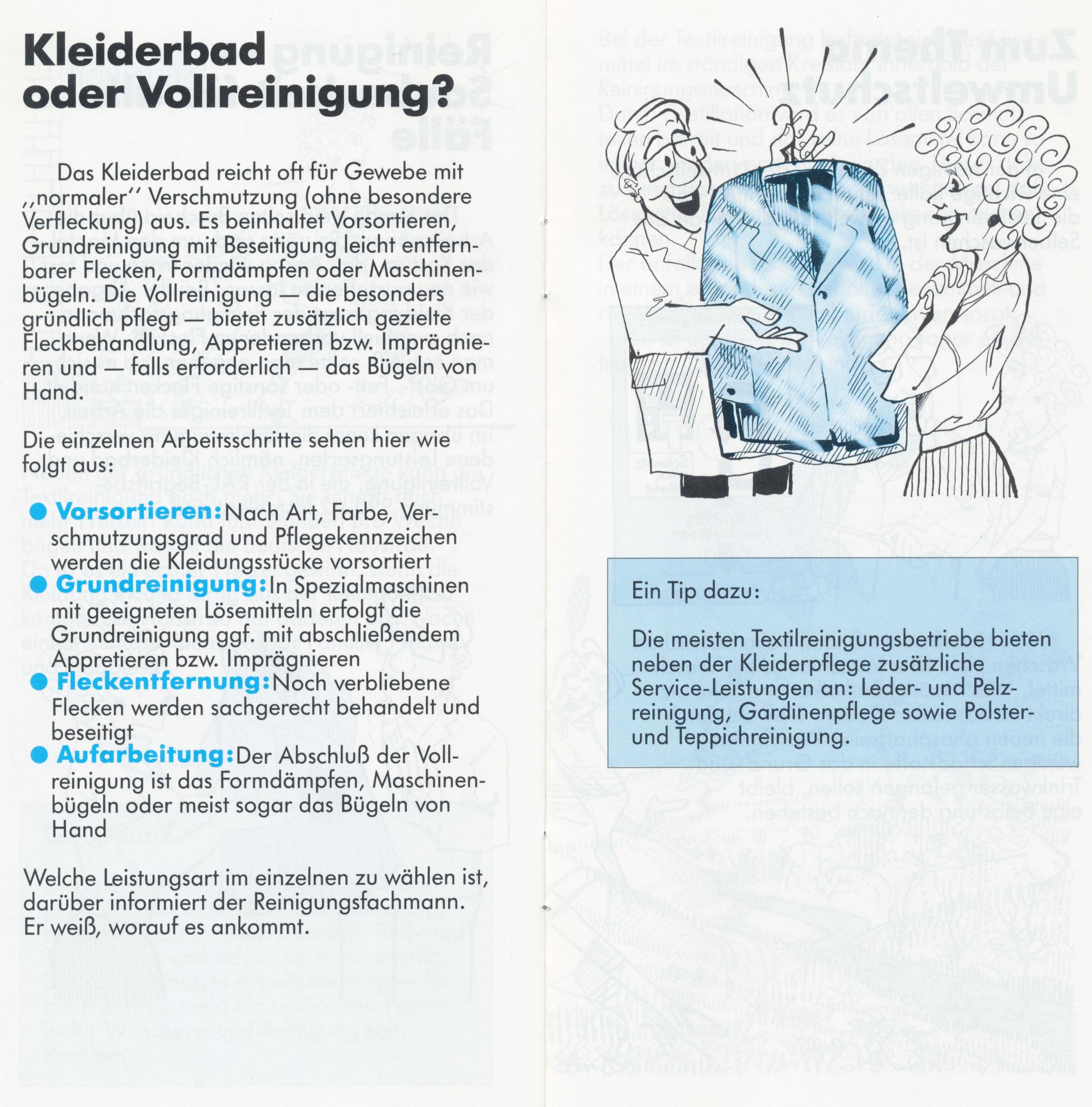 1980 Müden Arbeitskreis Textilreinigung:  Seite 9, Kleiderbad