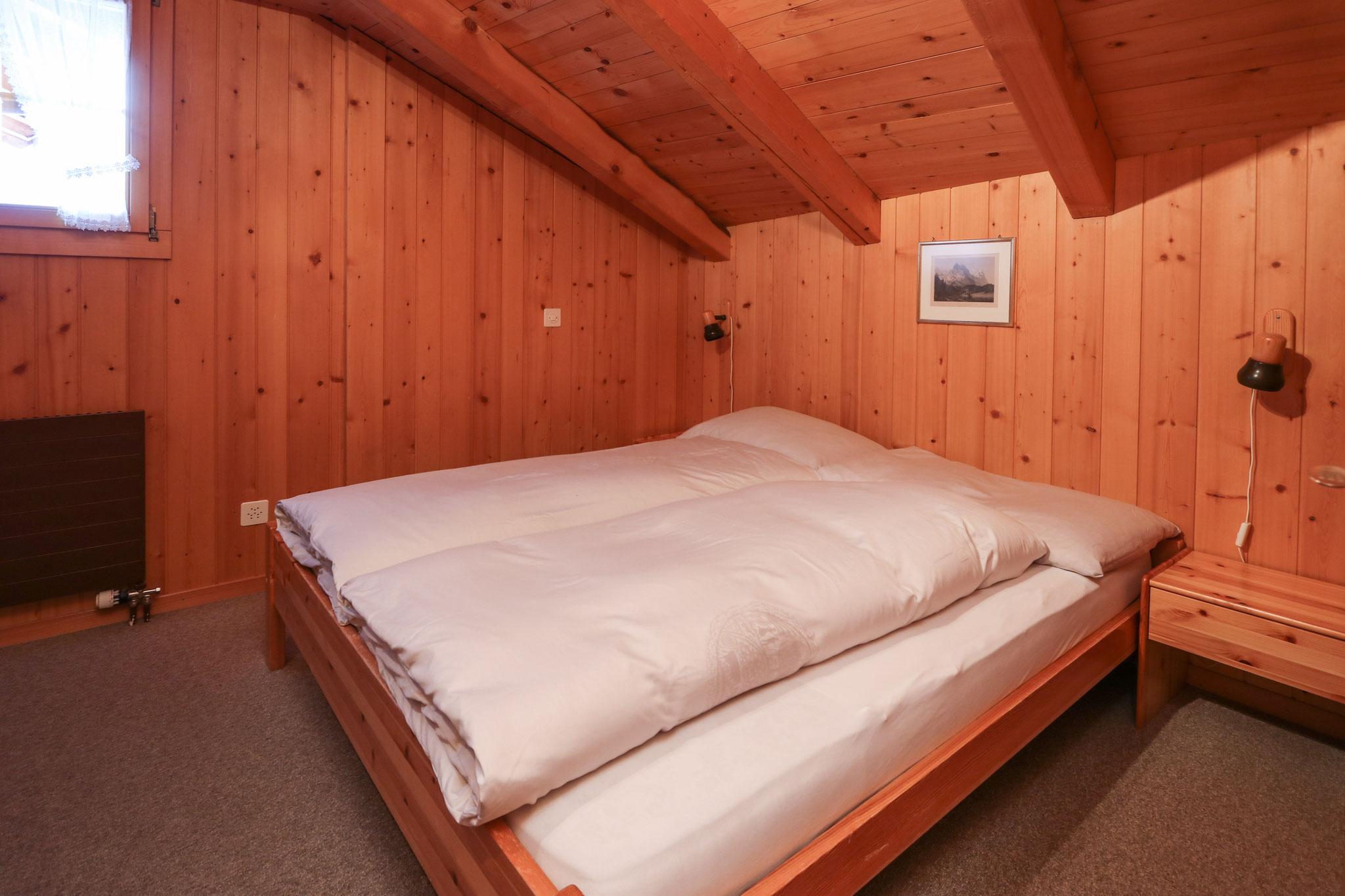 Rustikales Zimmer im Haupthaus 1752