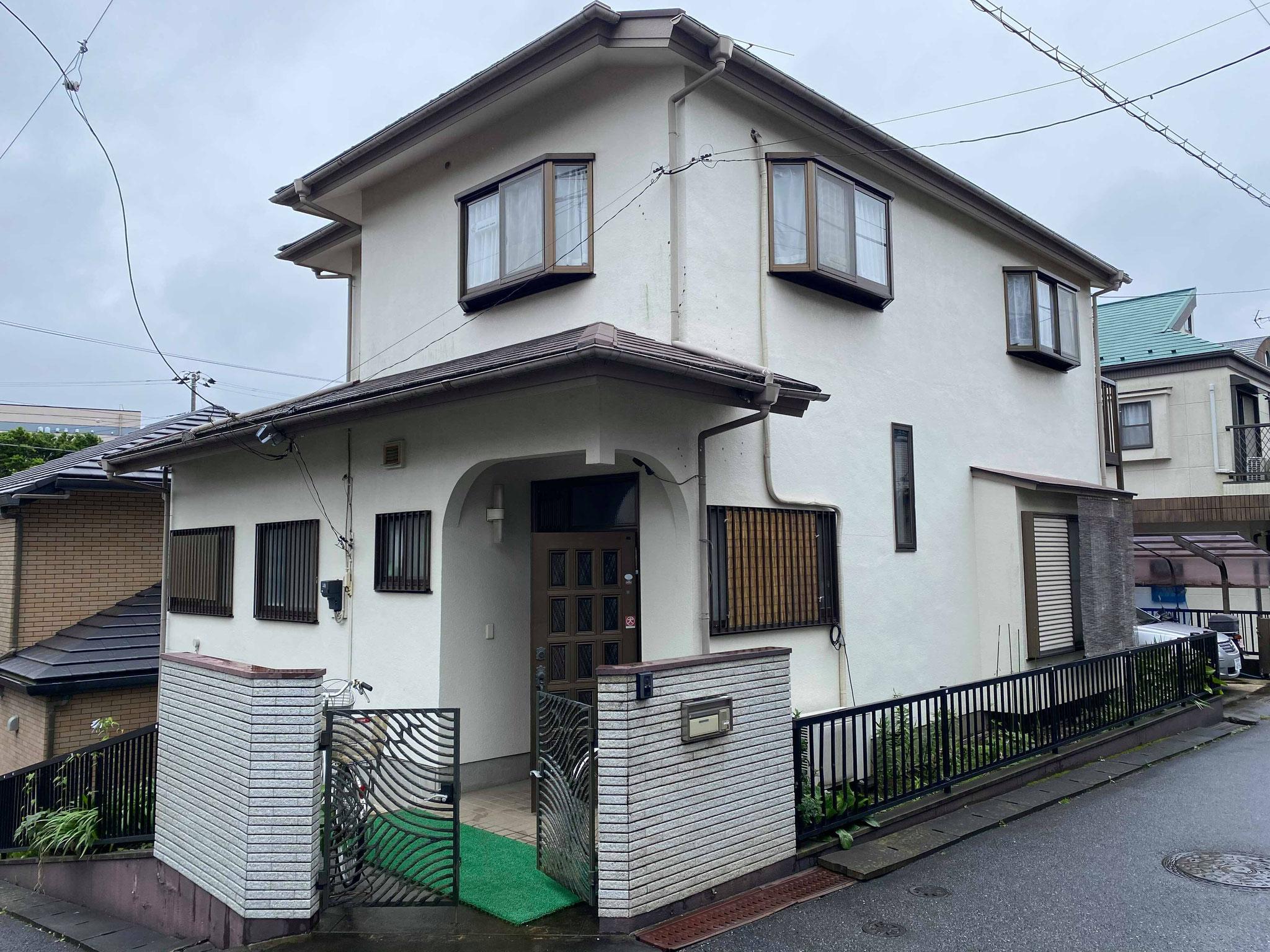 外装(before)