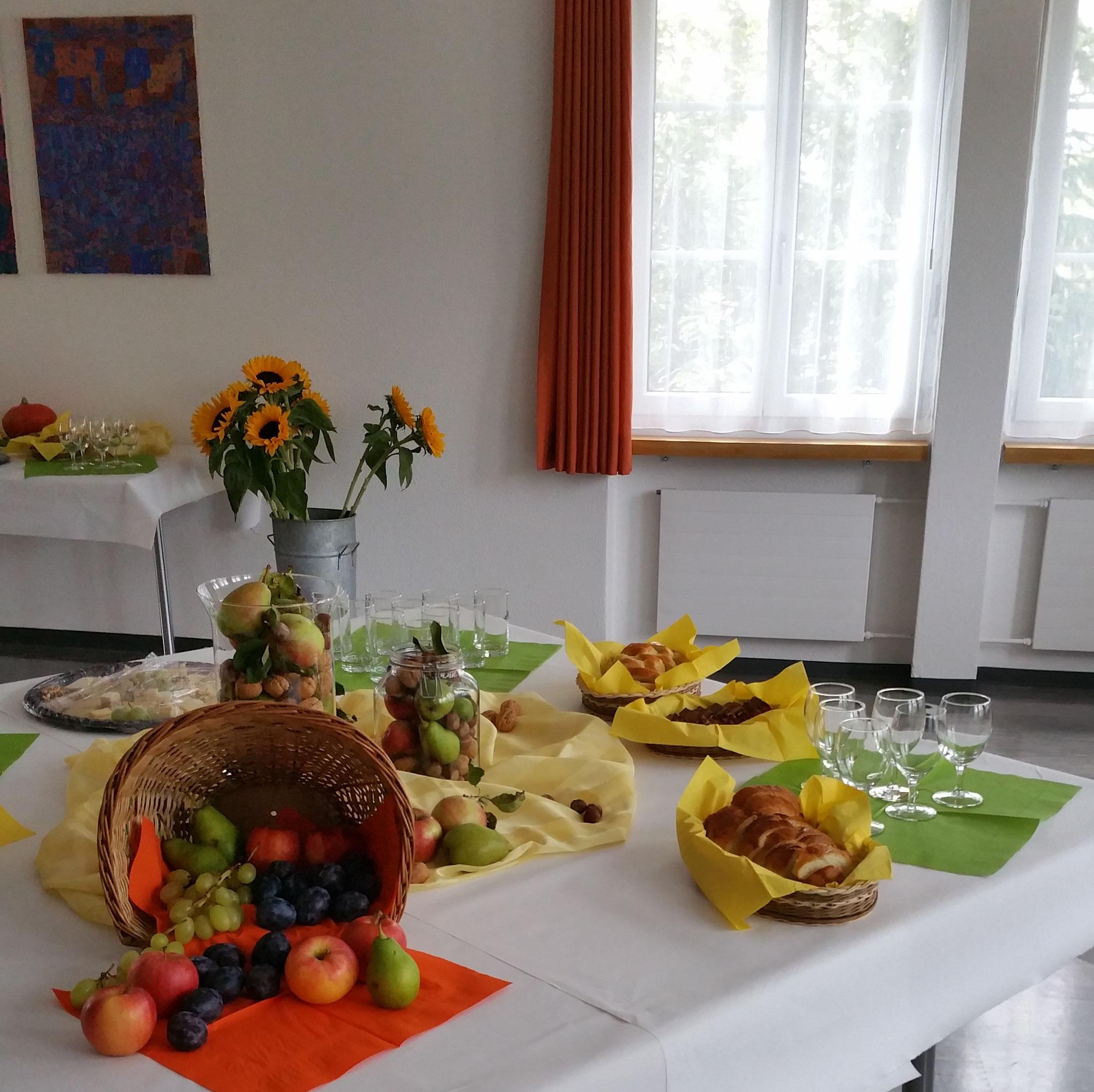 Ernte-Dank-Fest