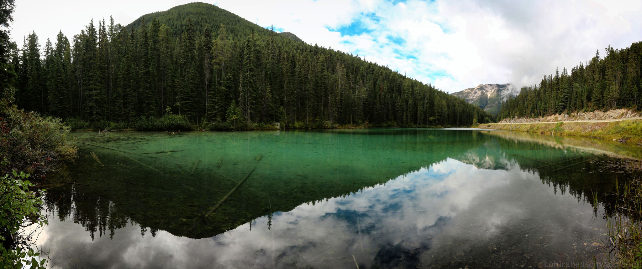 Olive Lake - Kootenay Nationalpark