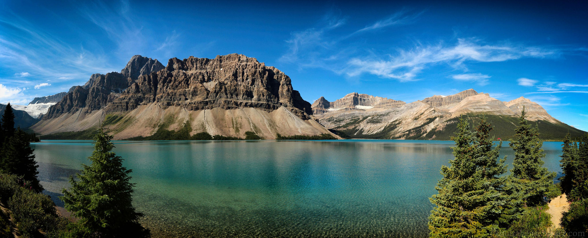 Der Bow Lake