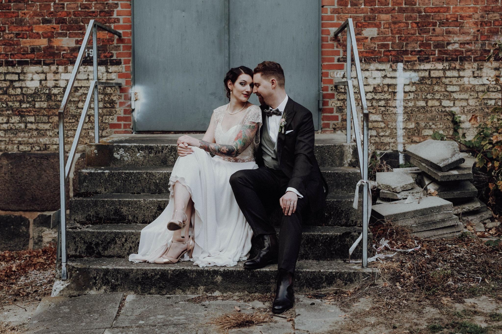 Urbane Hochzeitsfotografie Hochzeitsfotograf Hamburg