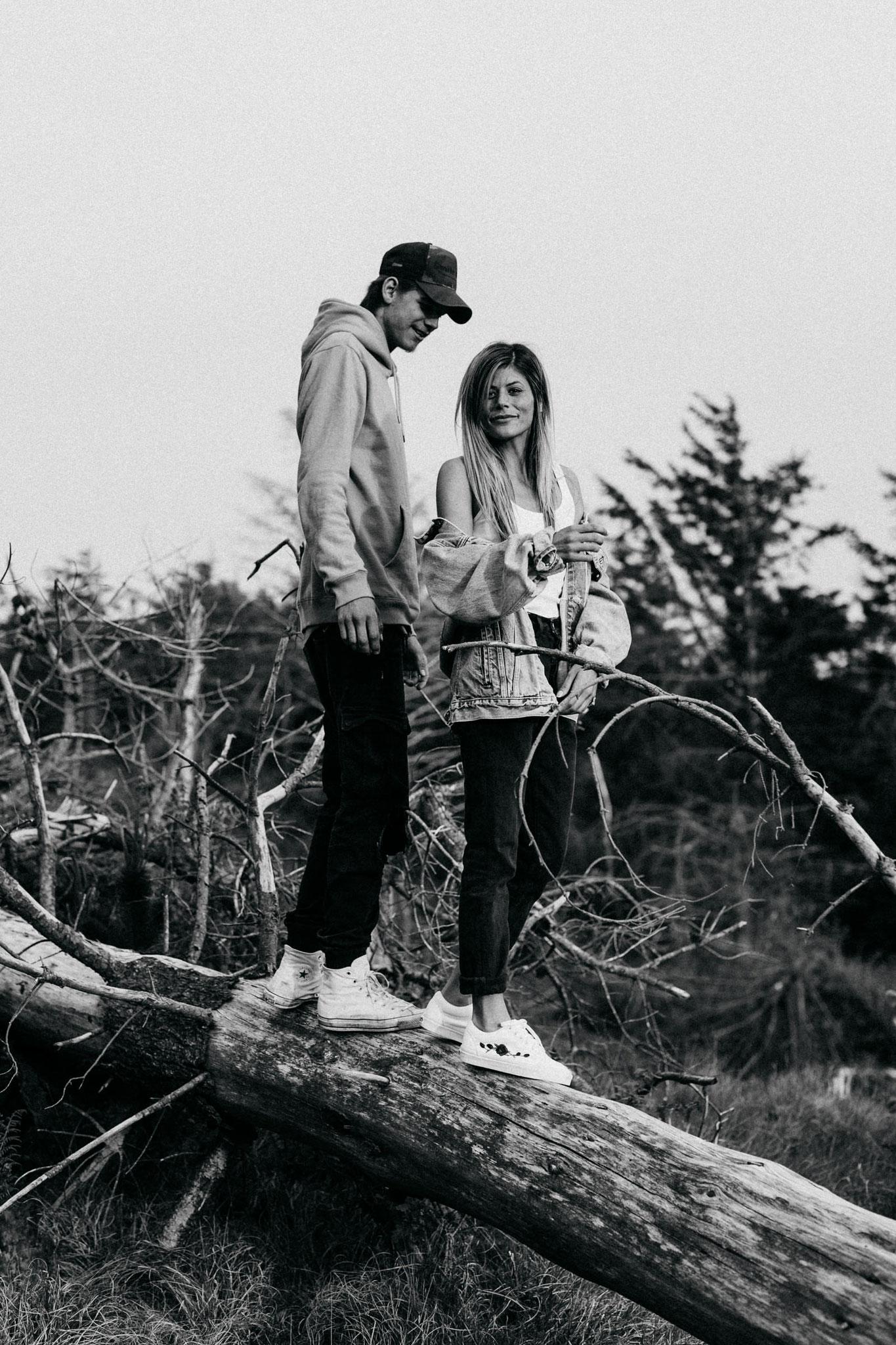 Paarfotografie von Alina Atzler