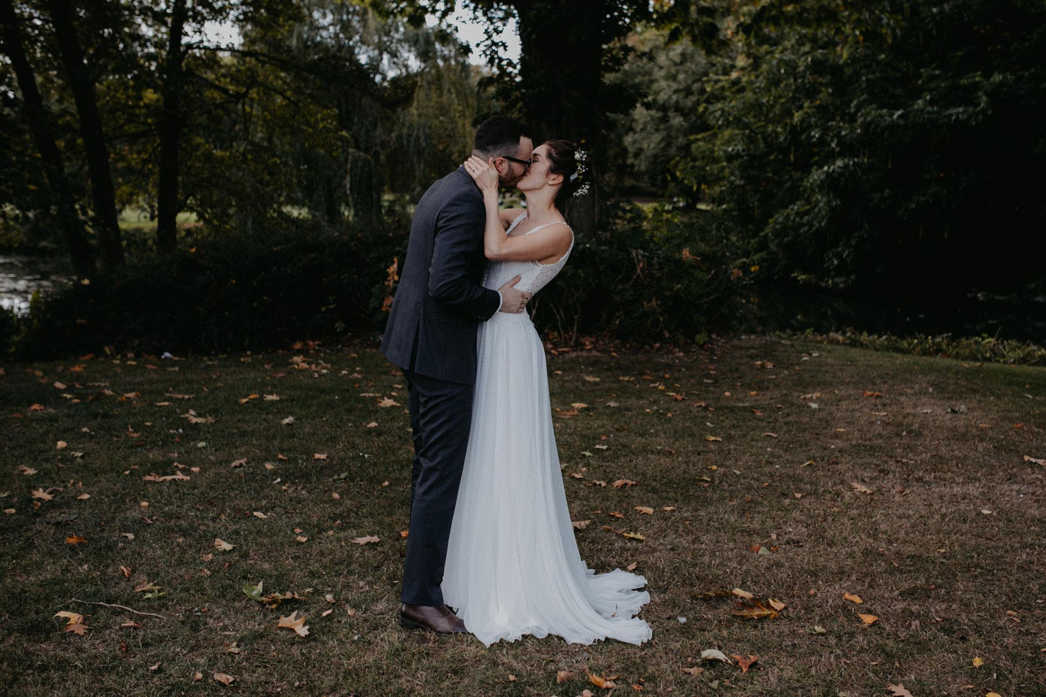 Hochzeit auf dem Alsterdampfer von Alina Atzler Fotografie