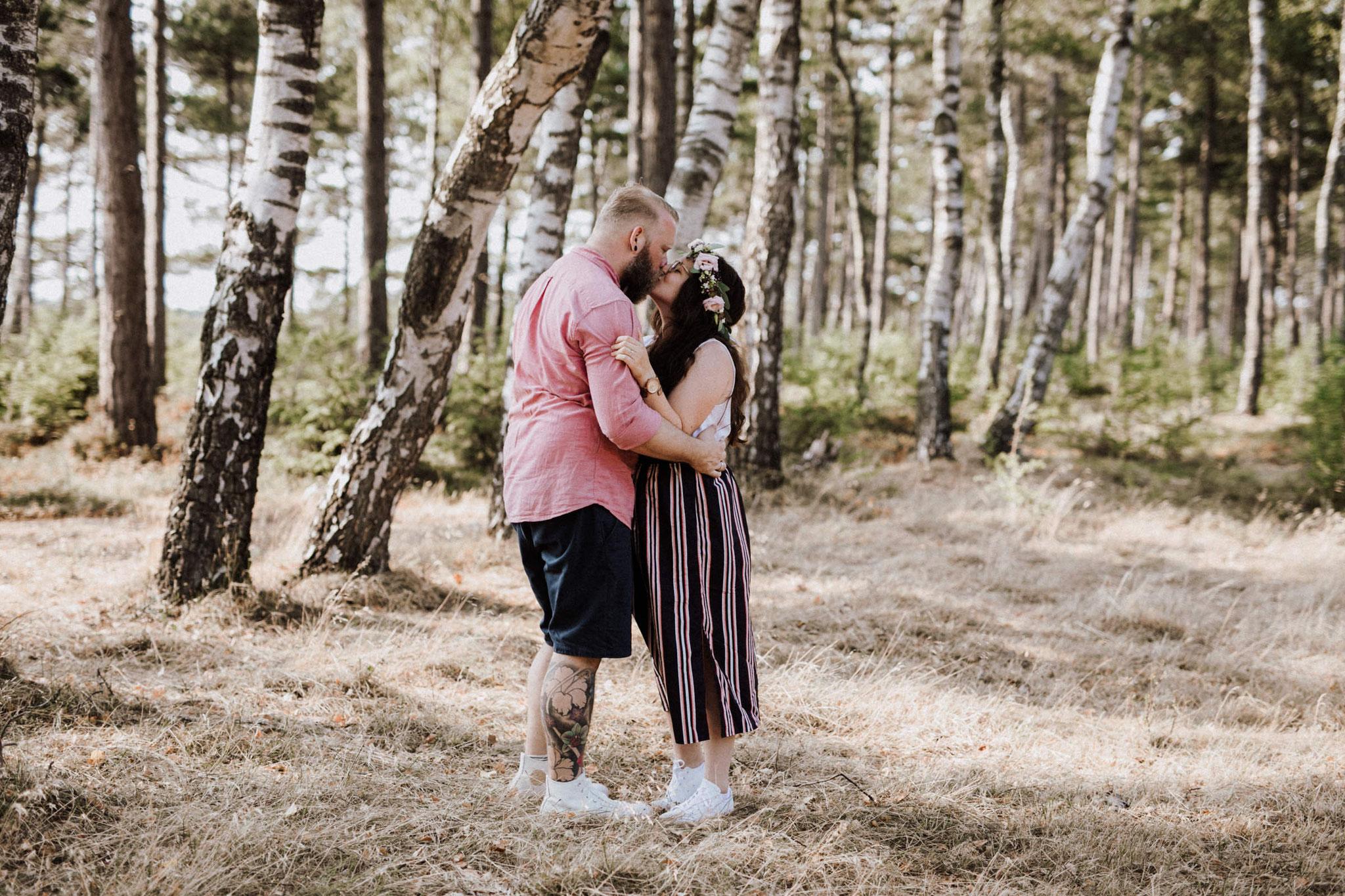 die schönsten Hochzeitsbilder in Cuxhaven von Alina Atzler