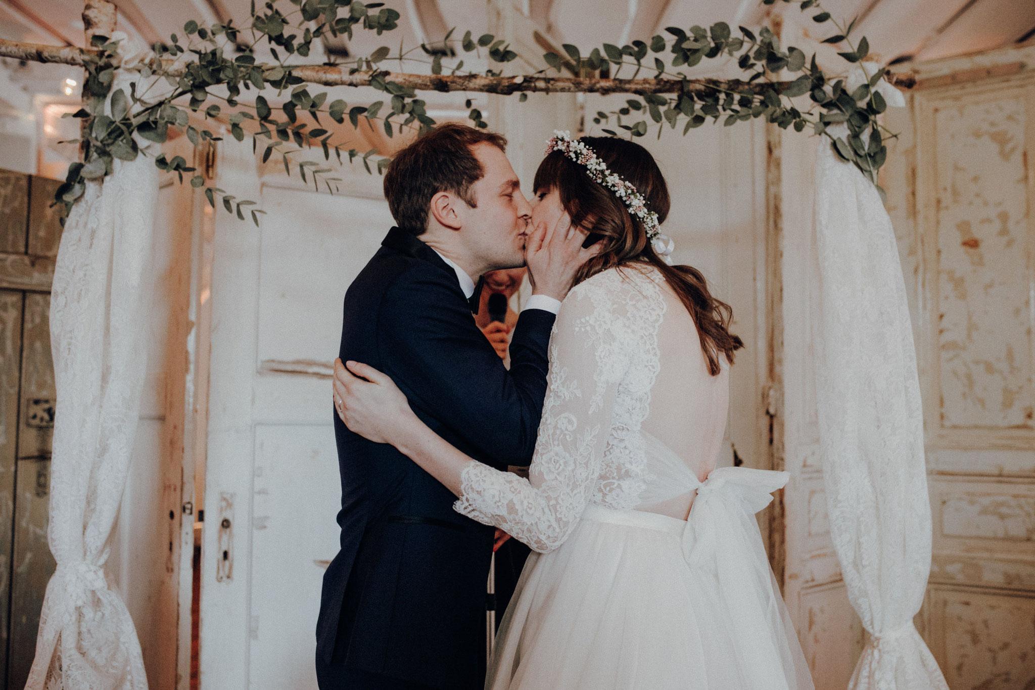 Hochzeit in der Goldscheune Prisdorf
