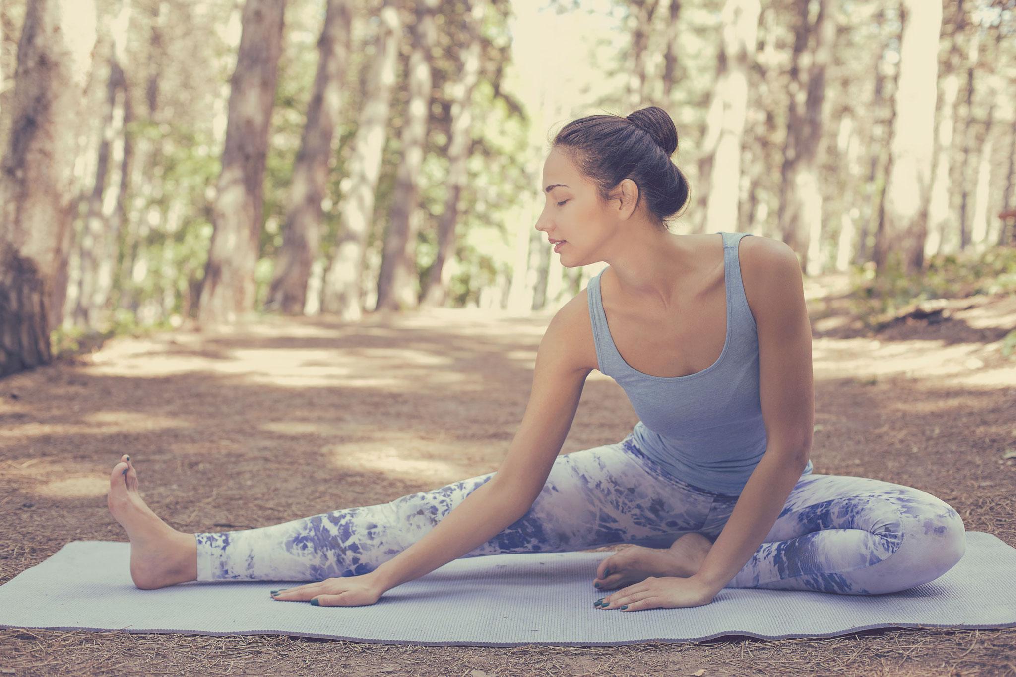 柔軟性・筋膜リリース