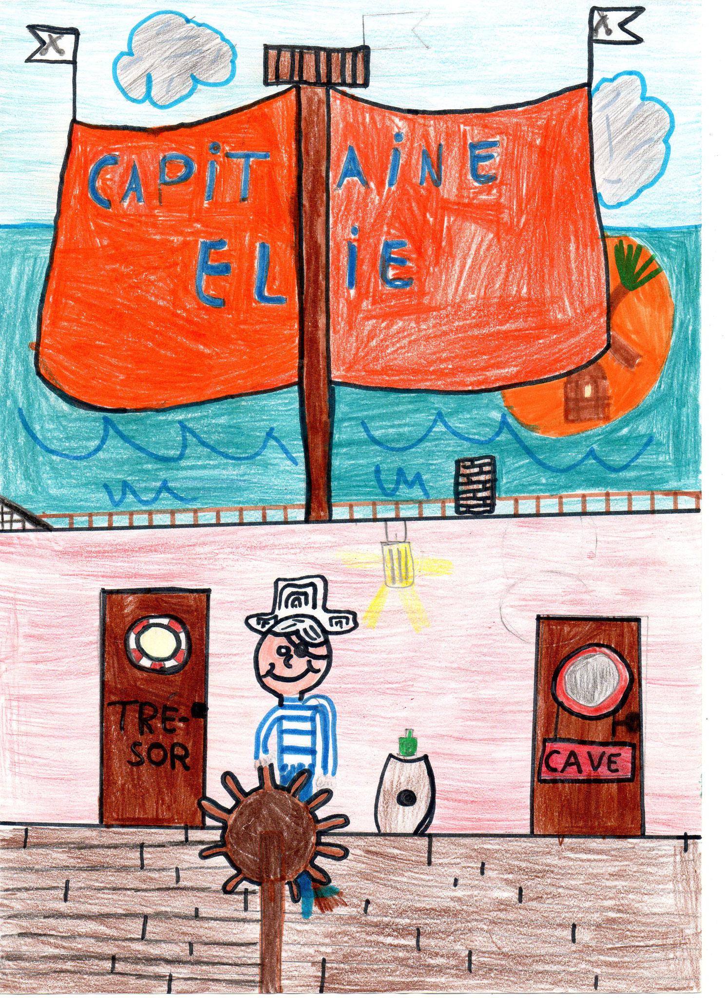 Elie par Antoine