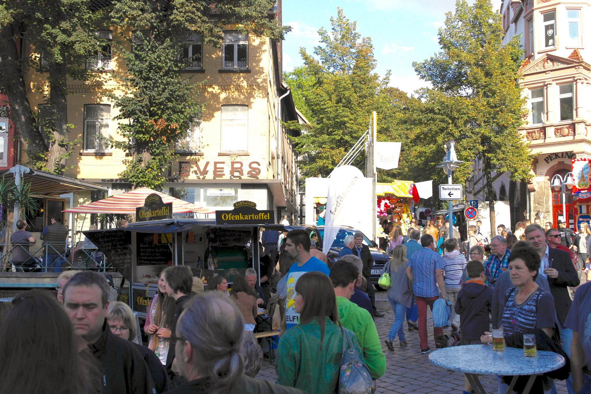 Herbststadtfest Alfeld Leine