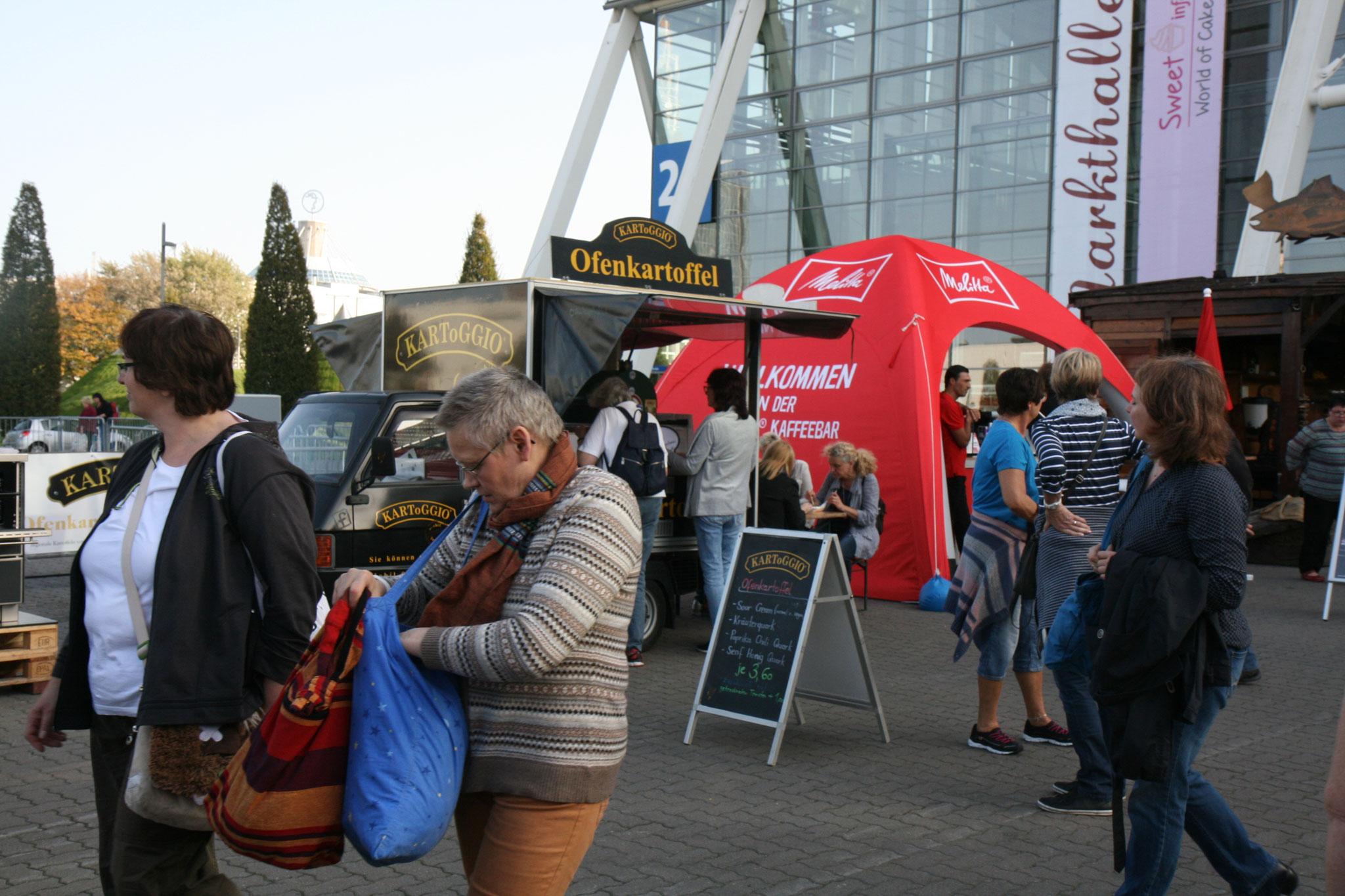 infa 2017 - Deutschlands größte Erlebnis und Einkaufsmesse