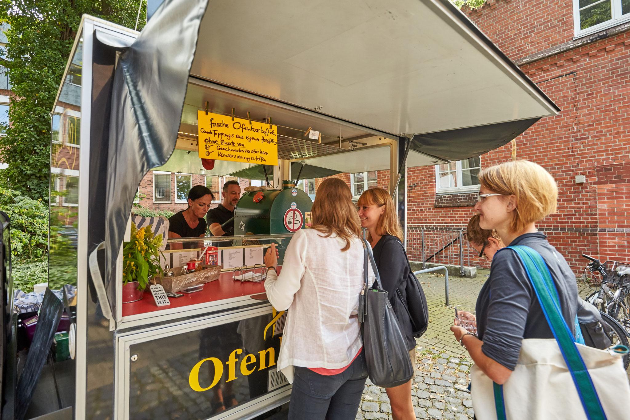 KARToGGIO® Catering an der Universität Hannover. Foto:  wyrwa-fotografie Christian Wyrwa