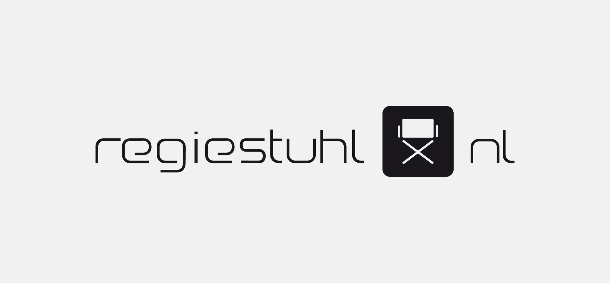 MOONICH | logo regiestuhl – infragrau, gute gestaltung