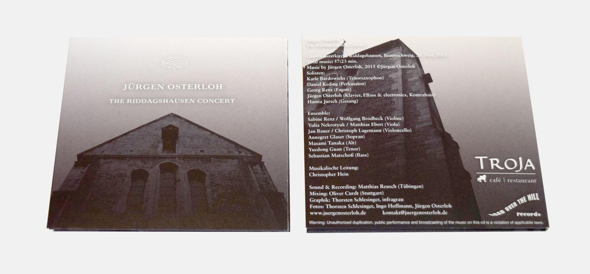 OSTERLOH | projekt the riddagshausen concert – infragrau, gute gestaltung