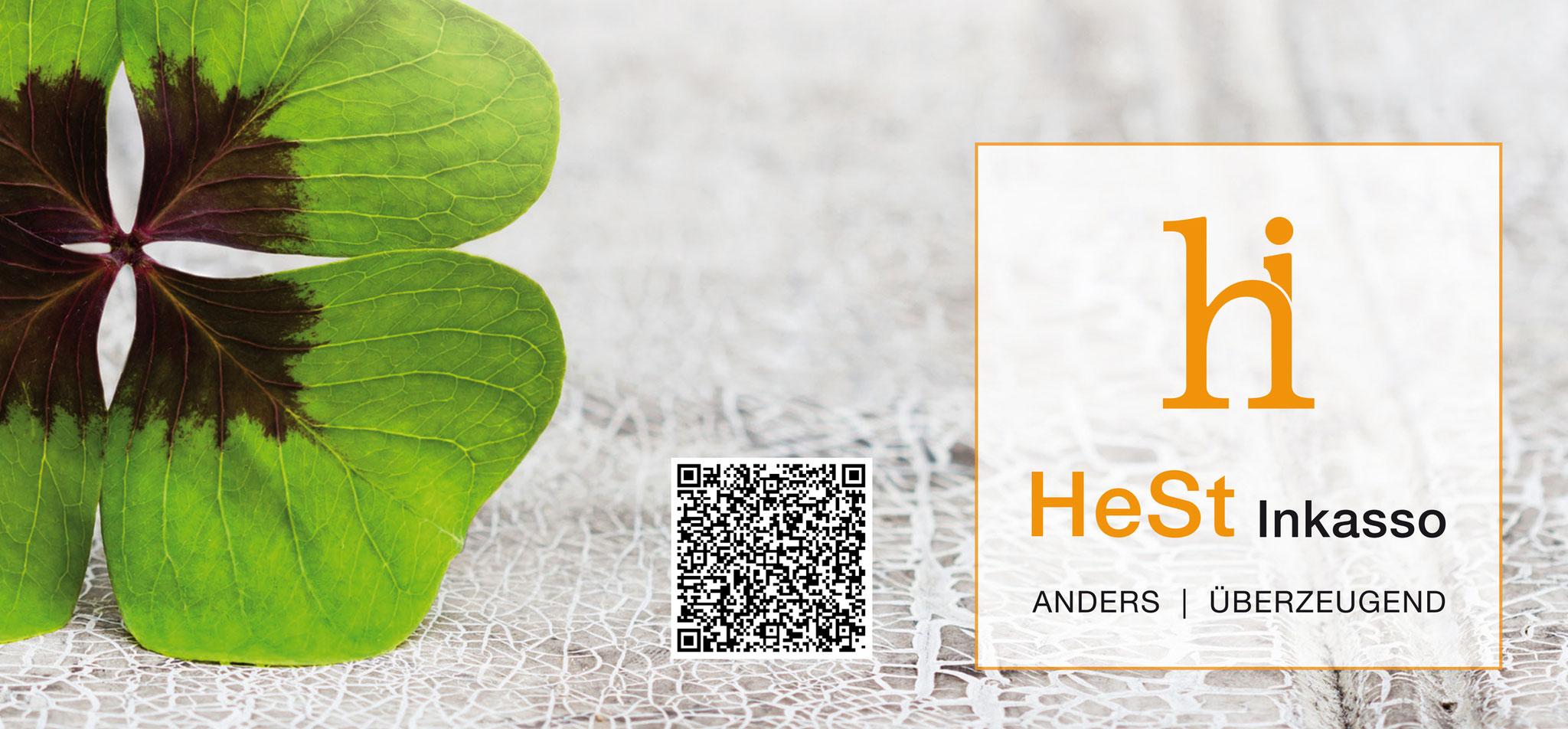 HEST | logo und flyer – infragrau, gute gestaltung