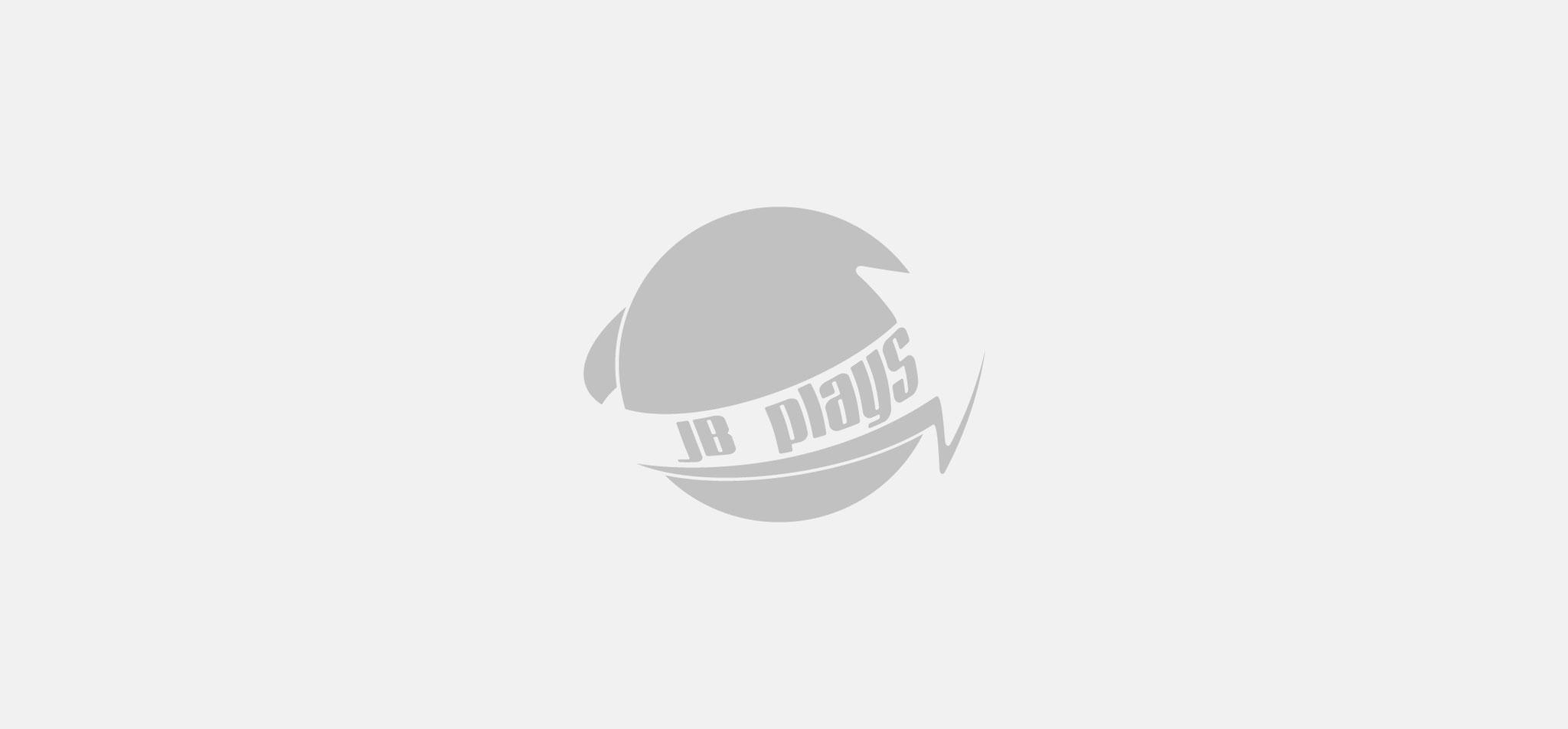 JAN BEHRENS | logo JB plays, grauversion – infragrau, gute gestaltung
