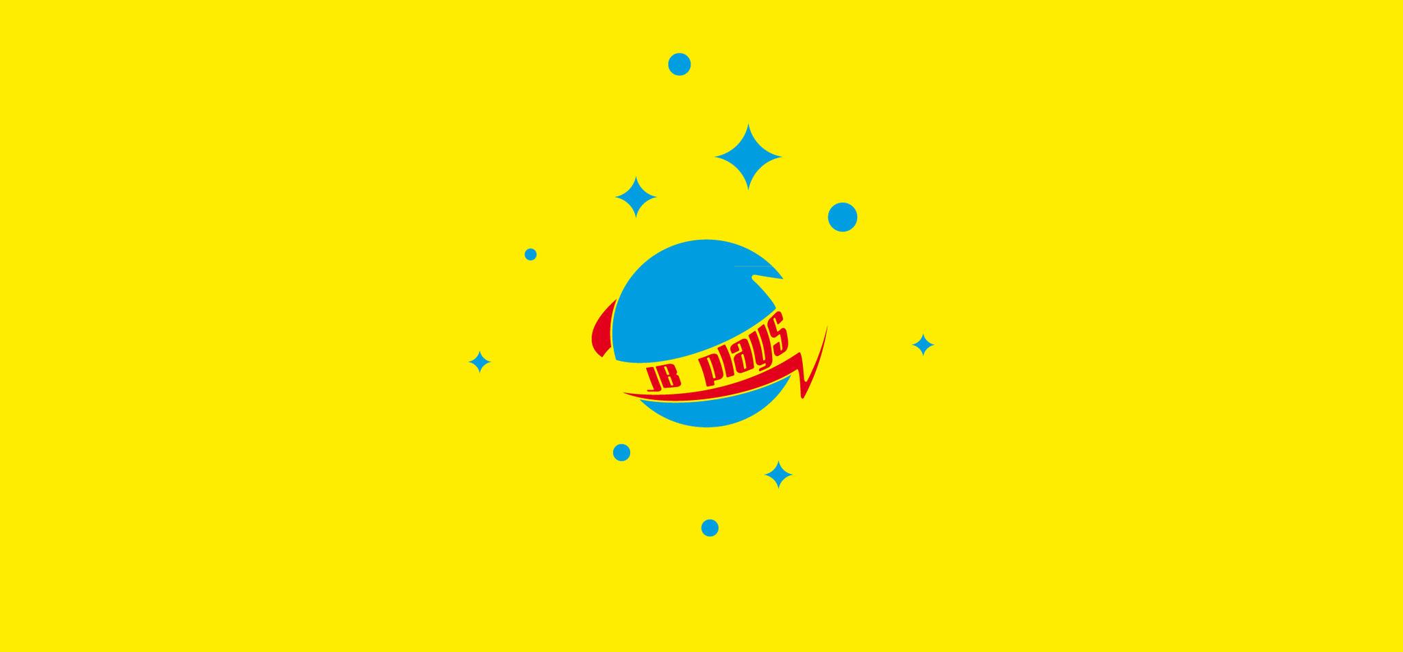 JAN BEHRENS | logo JB plays in anwendung – infragrau, gute gestaltung