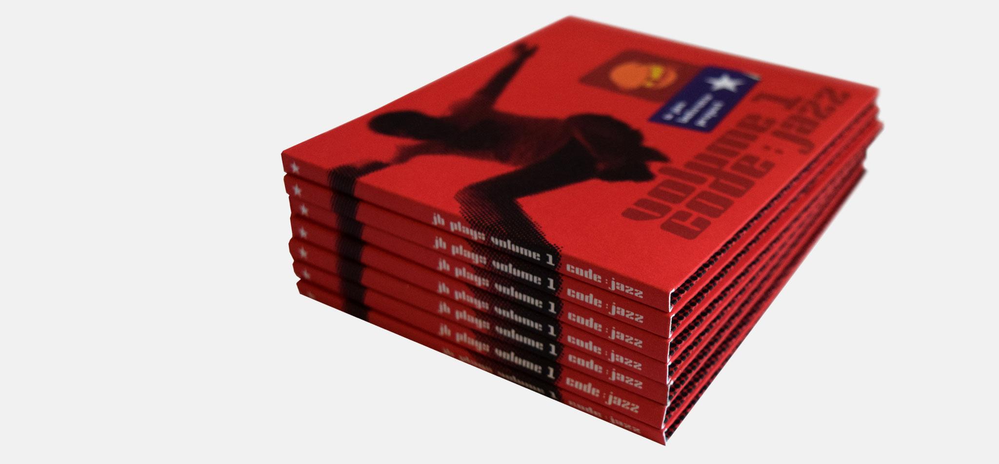 JAN BEHRENS | audiophile serie JB plays– infragrau, gute gestaltung