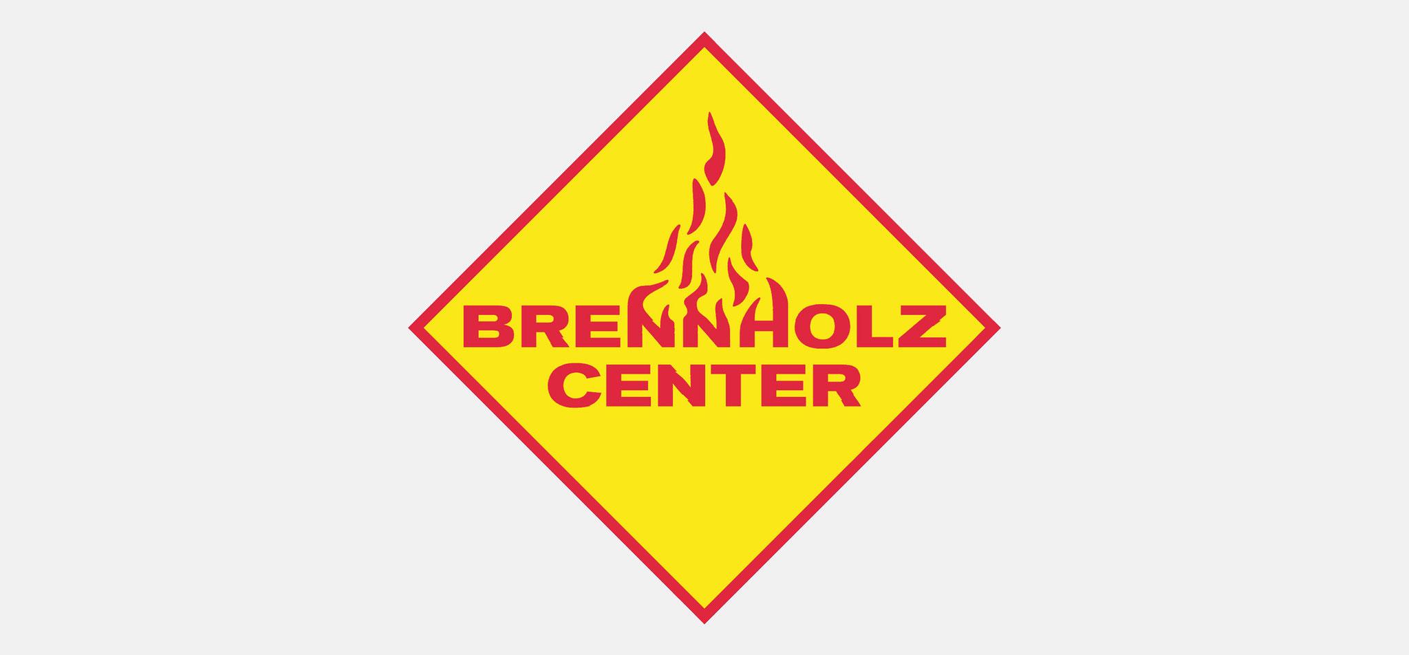 BRENNHOLZCENTER | logo bhc, farbe – infragrau, gute gestaltung