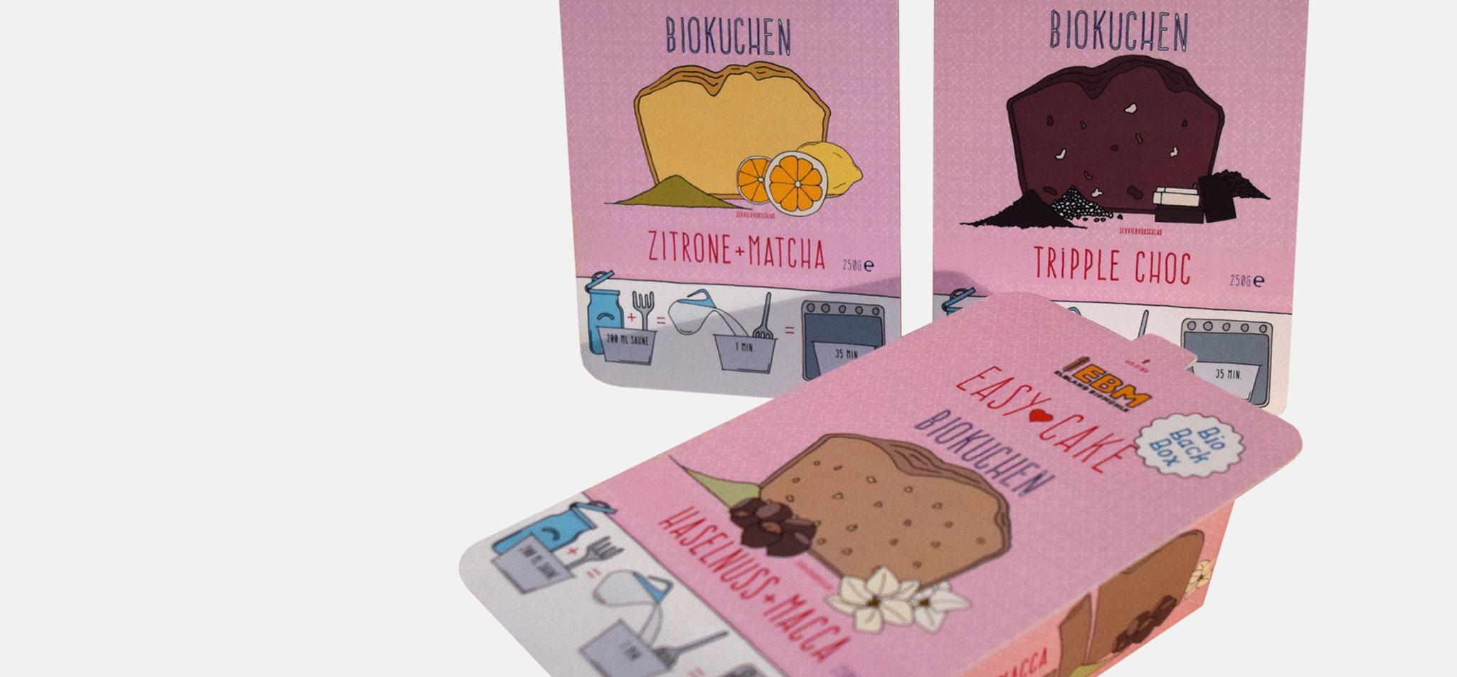 FLECHTORFER MÜHLE | verpackung elbland biomühle easy bread – infragrau, gute gestaltung
