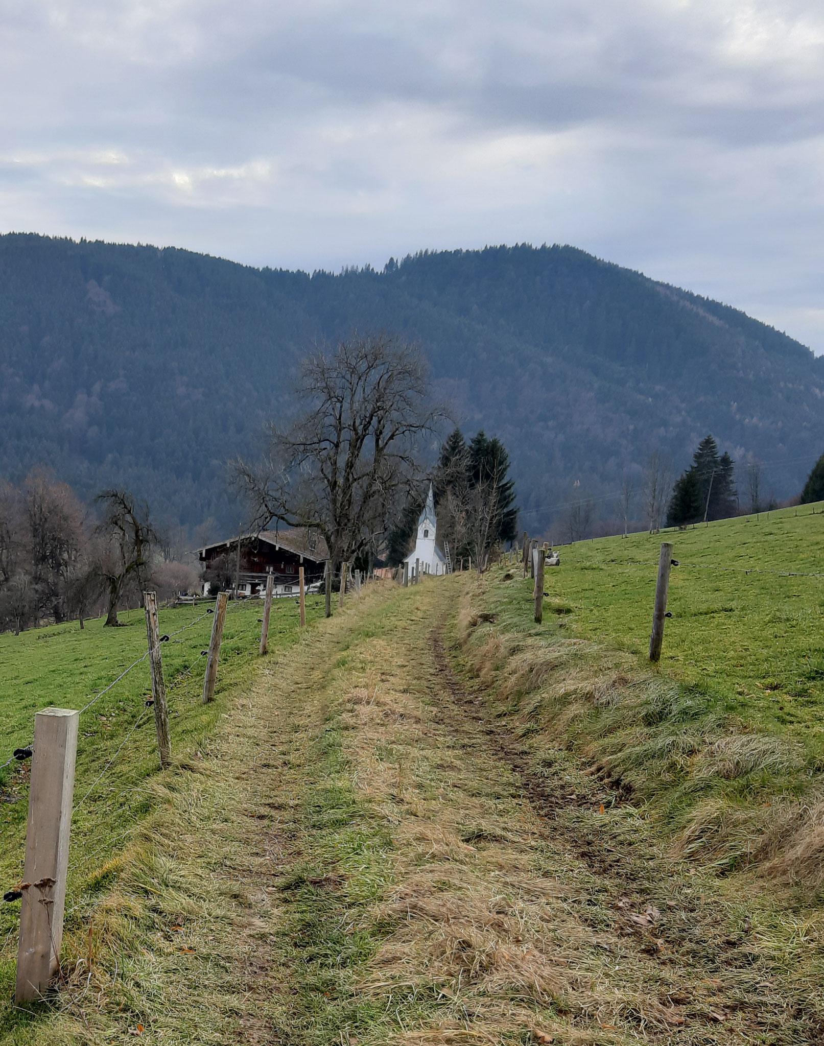 Gruberhof Fischbachau - Idylischer Ort am Auerberg