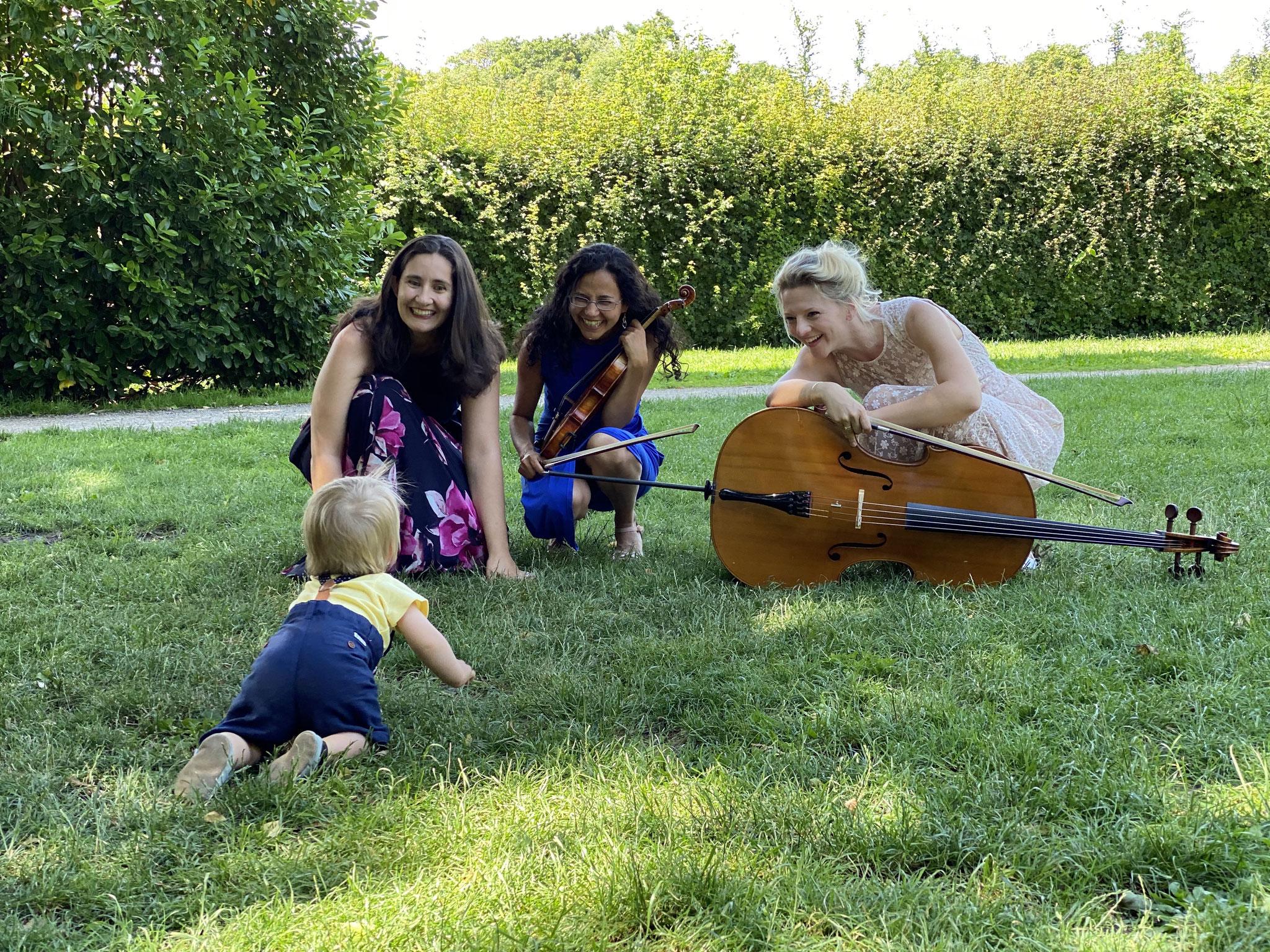 Konzert für Babys