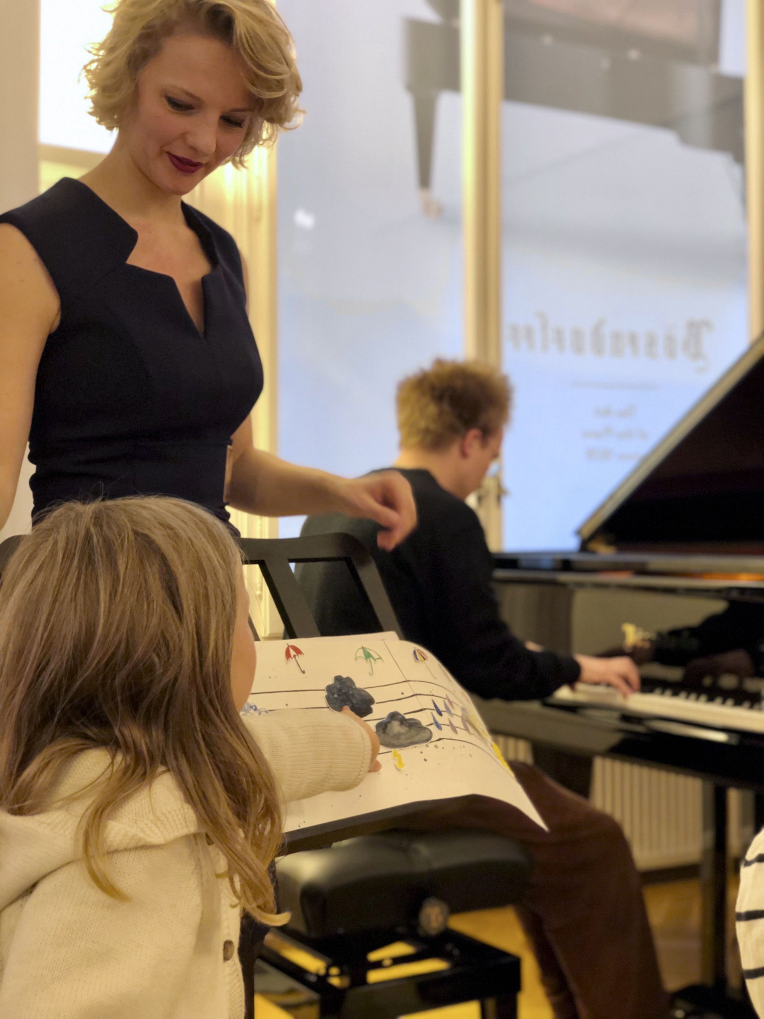 Nebl, Workshop Musikvermittlung