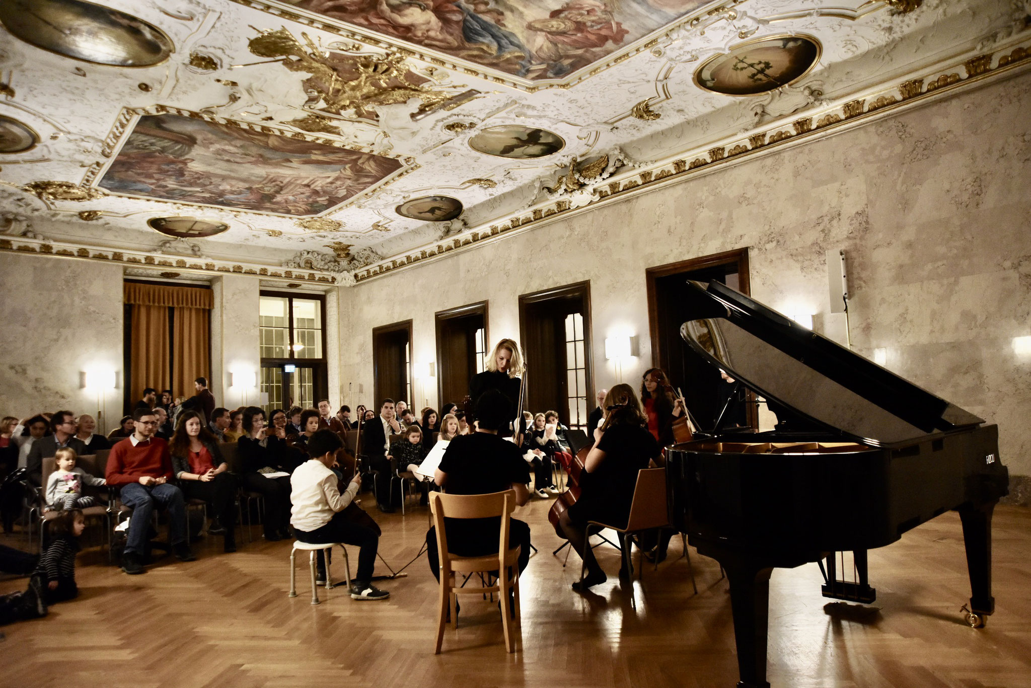 Celloensemble - Wien