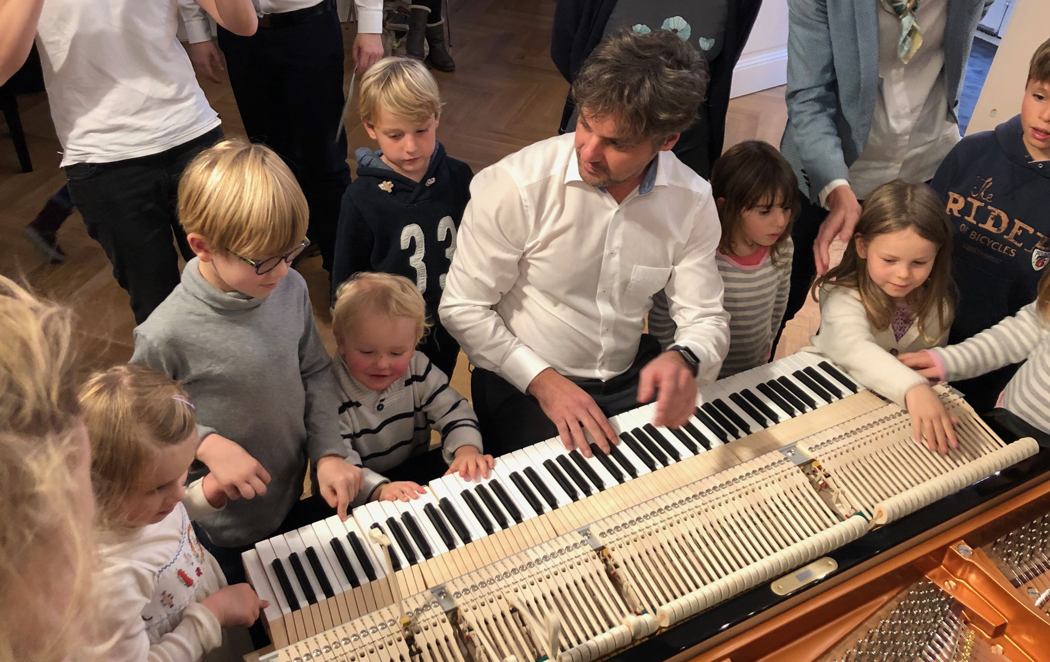 Klavier entdecken