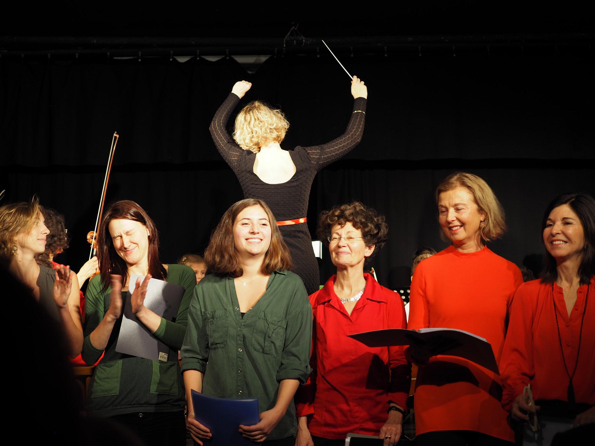 Konzert mit Chor